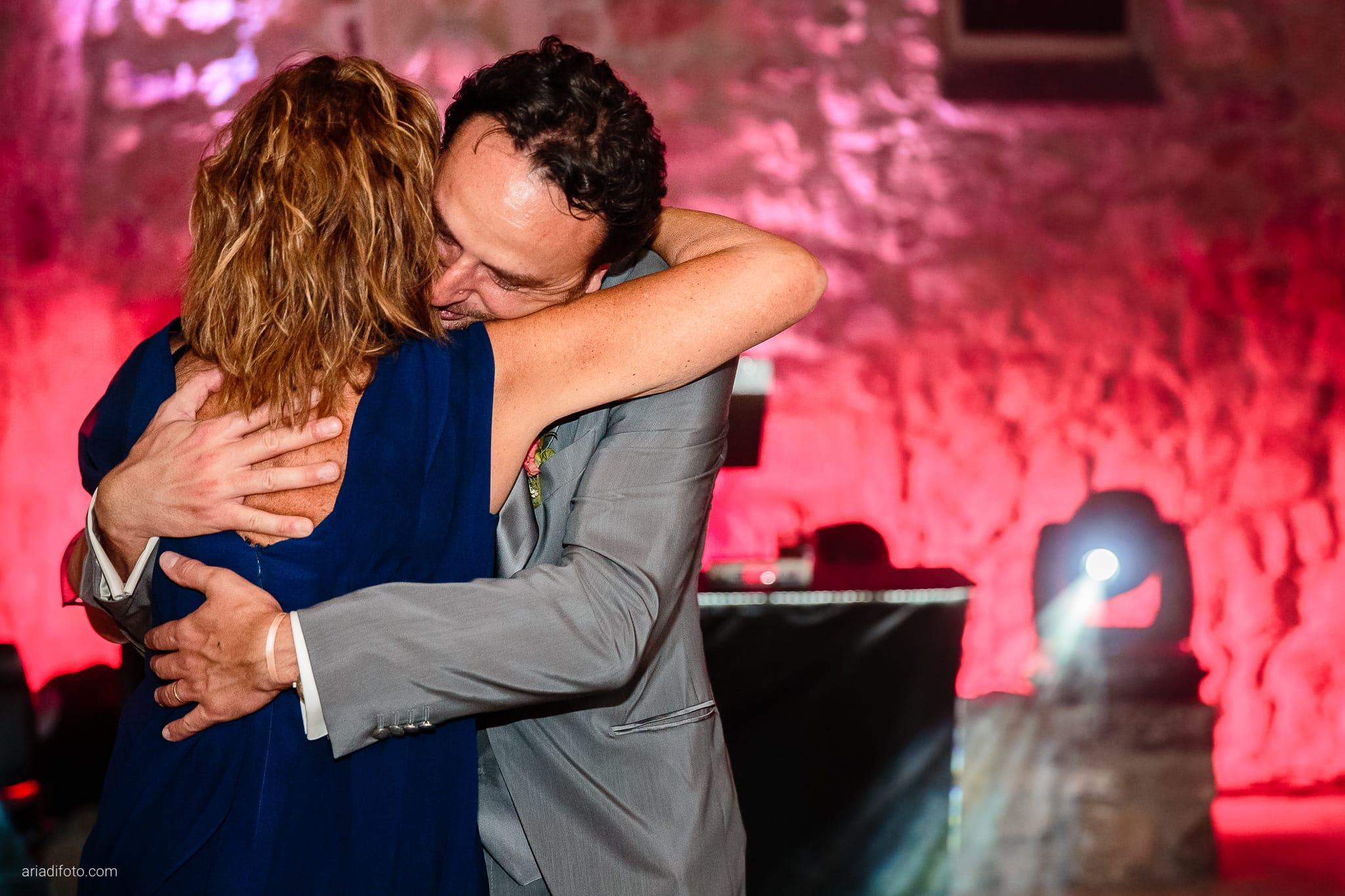 Valentina Francesco Matrimonio Pagnacco Castello Villalta Fagagna Udine ricevimento festa primo ballo mamma