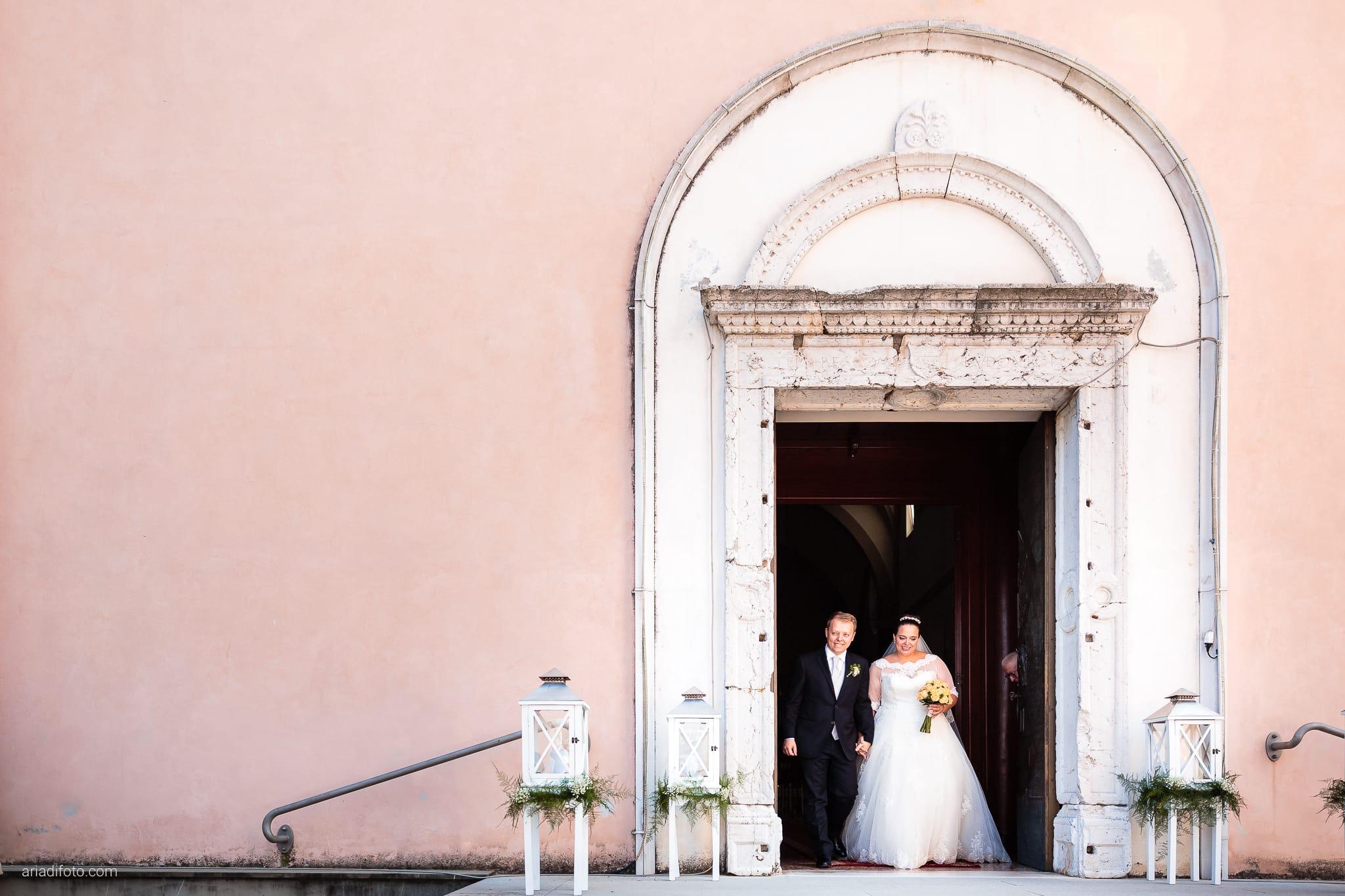 Eleonora Andrea Matrimonio Chiesa San Tiziano Vescovo Francenigo di Gaiarine Castello Papadopoli Giol San Polo Piave Treviso lancio del riso