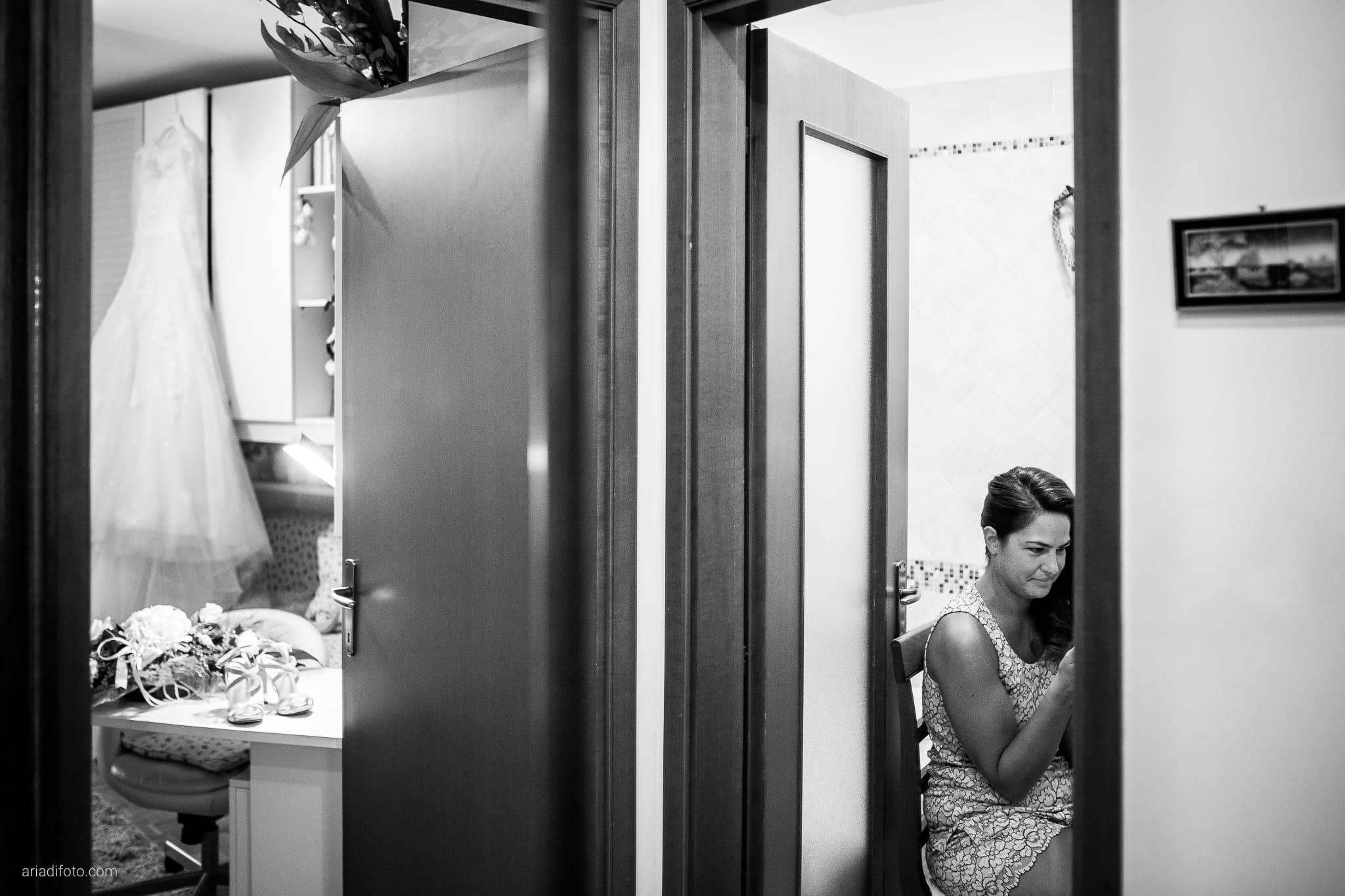 Giorgia Davide Matrimonio Villa Revoltella Salvia Rosmarino Trieste preparativi momenti dettagli abito