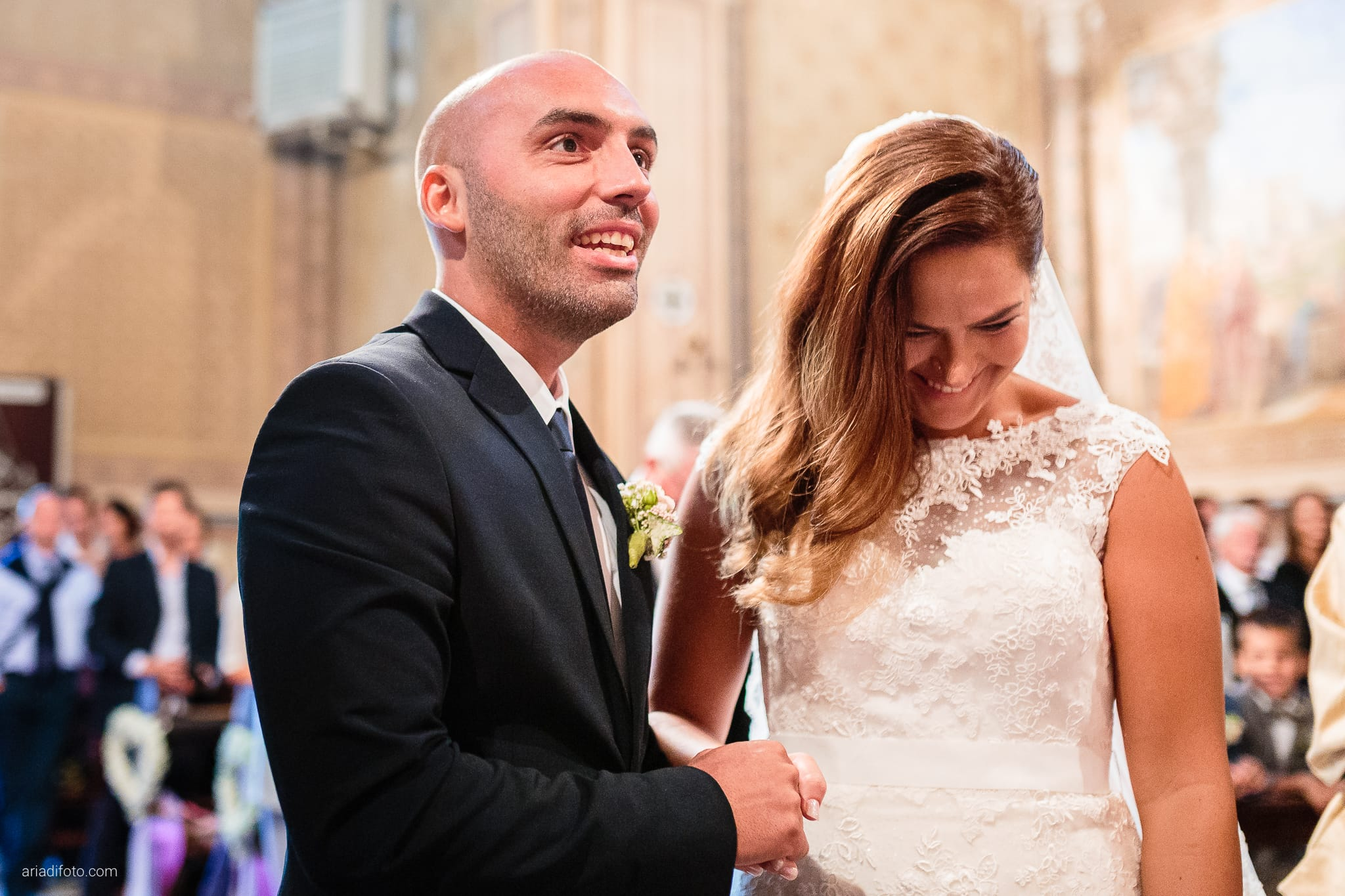 Giorgia Davide Matrimonio Chiesa San Pasquale Villa Revoltella Salvia Rosmarino Trieste cerimonia promesse