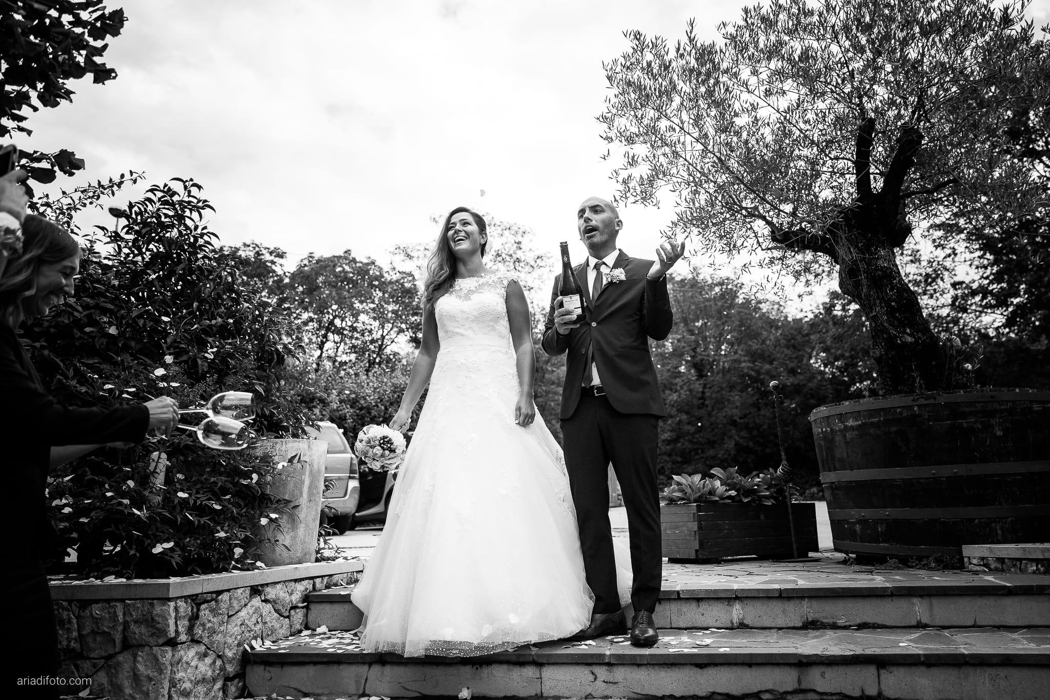 Giorgia Davide Matrimonio Villa Revoltella Salvia Rosmarino Trieste ricevimento brindisi