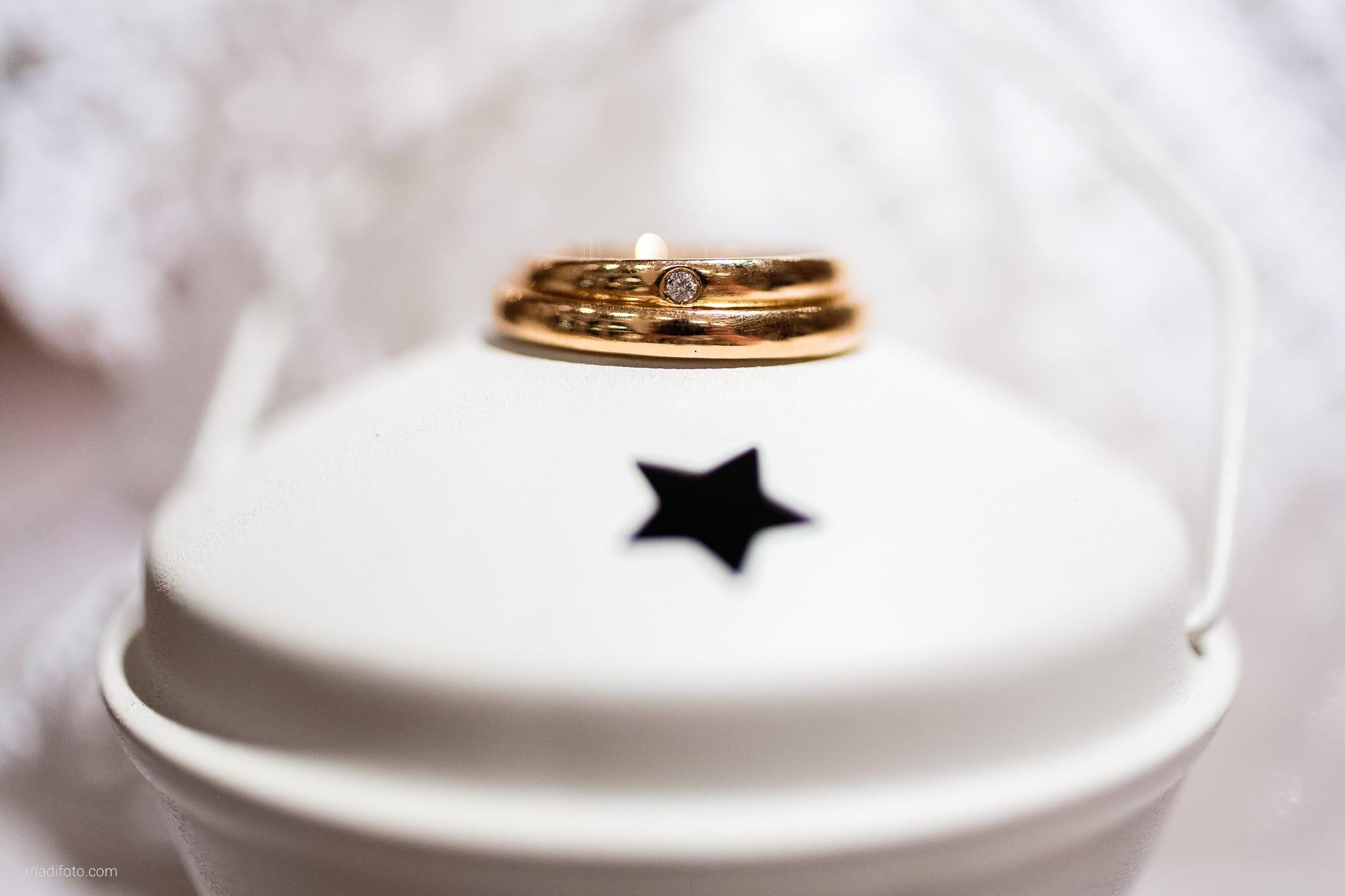 Giorgia Davide Matrimonio Villa Revoltella Salvia Rosmarino Trieste ricevimento dettagli anelli