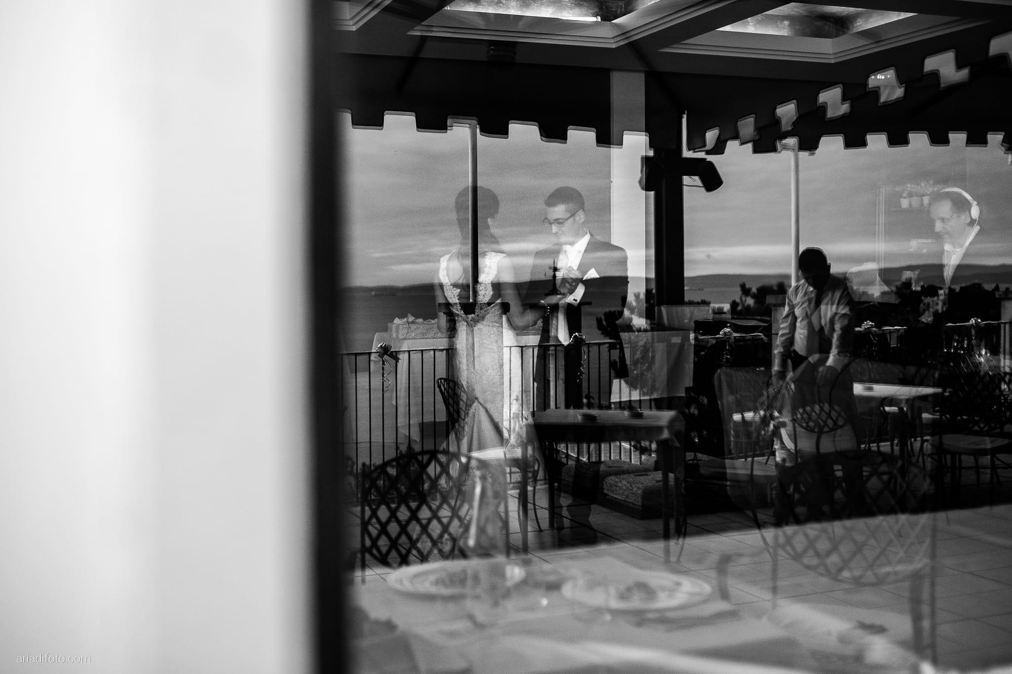 Magdalena Massimo Matrimonio Ristorante Le Terrazze Riviera Trieste ricevimento festa primo ballo