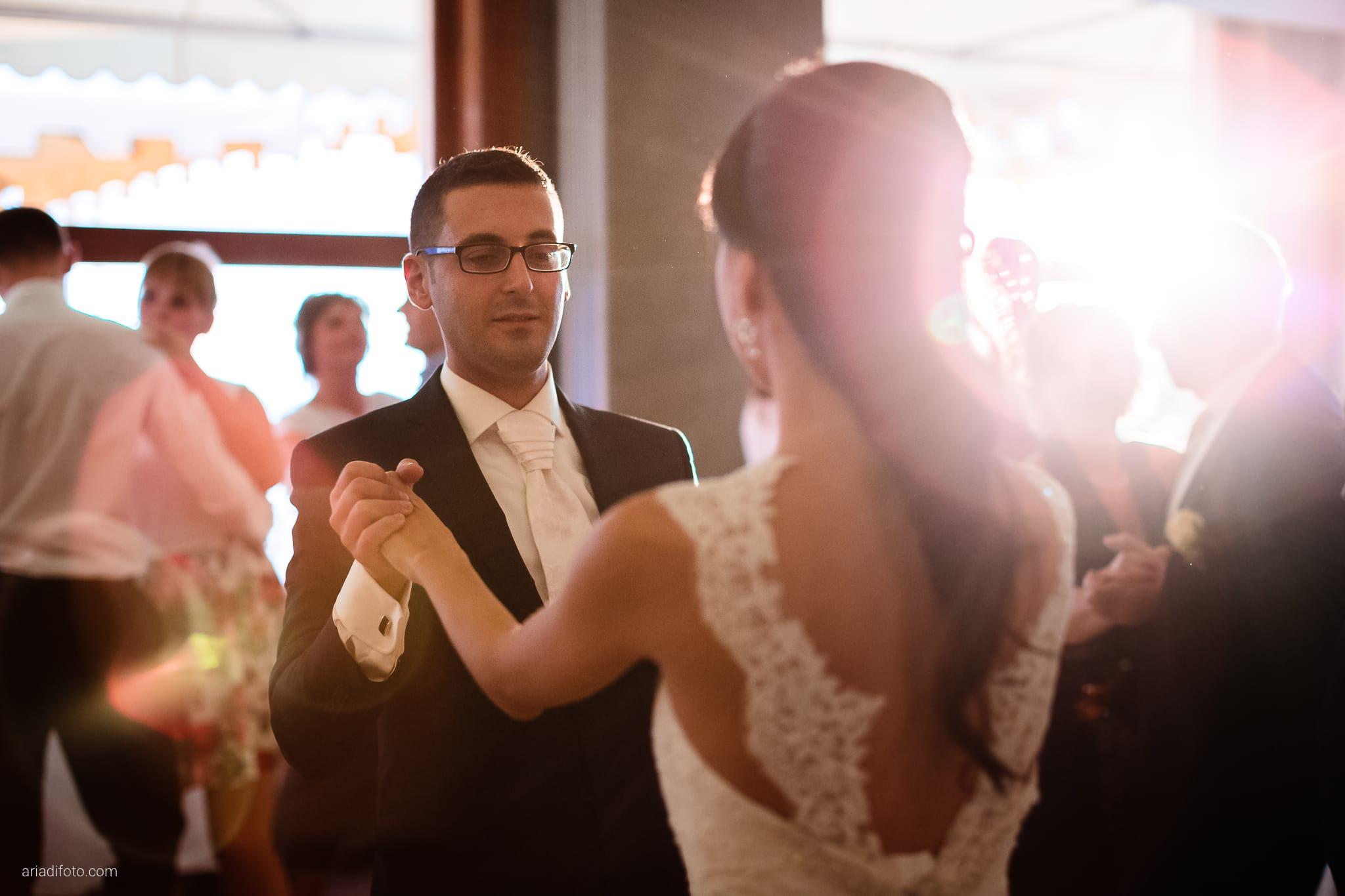 Magdalena Massimo Matrimonio Ristorante Le Terrazze Riviera Trieste ricevimento festa balli
