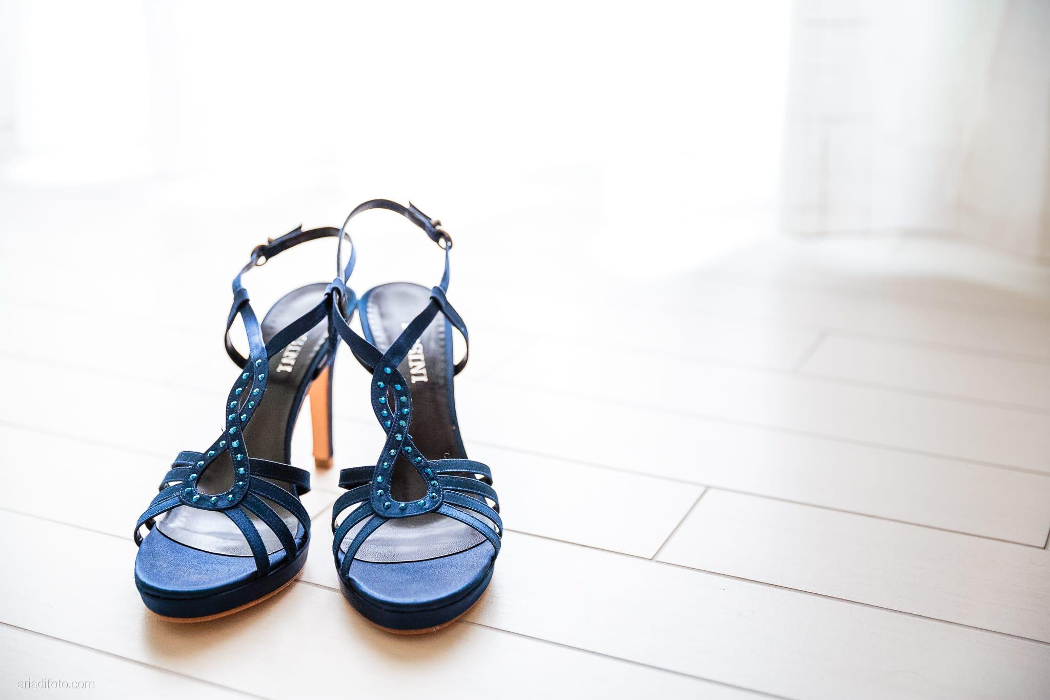 Rossella Stefano Matrimonio Muggia Mulin Koper Slovenia preparativi dettagli scarpe