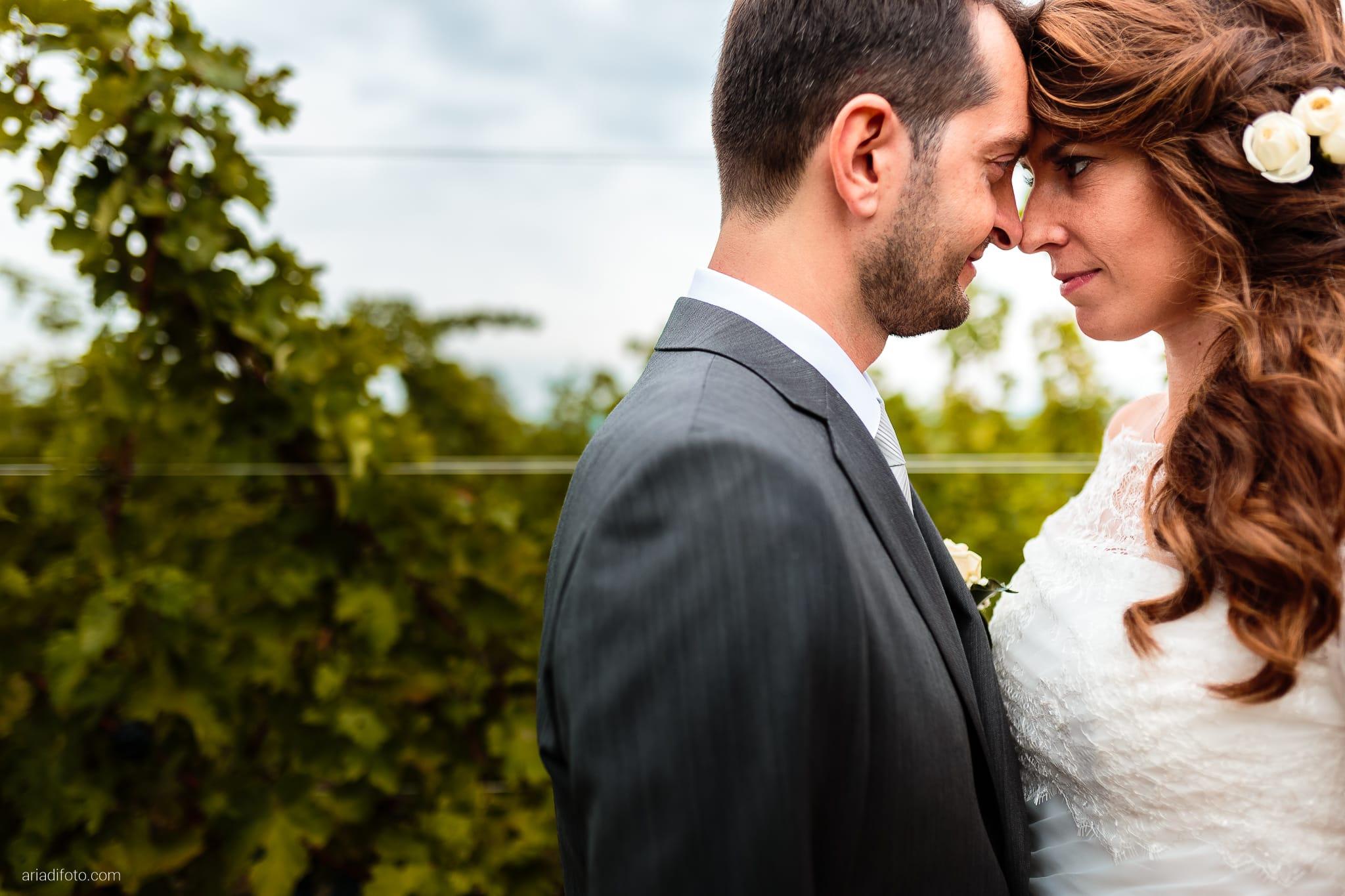 Rossella Stefano Matrimonio Muggia Mulin Koper Slovenia ritratti sposi vigne