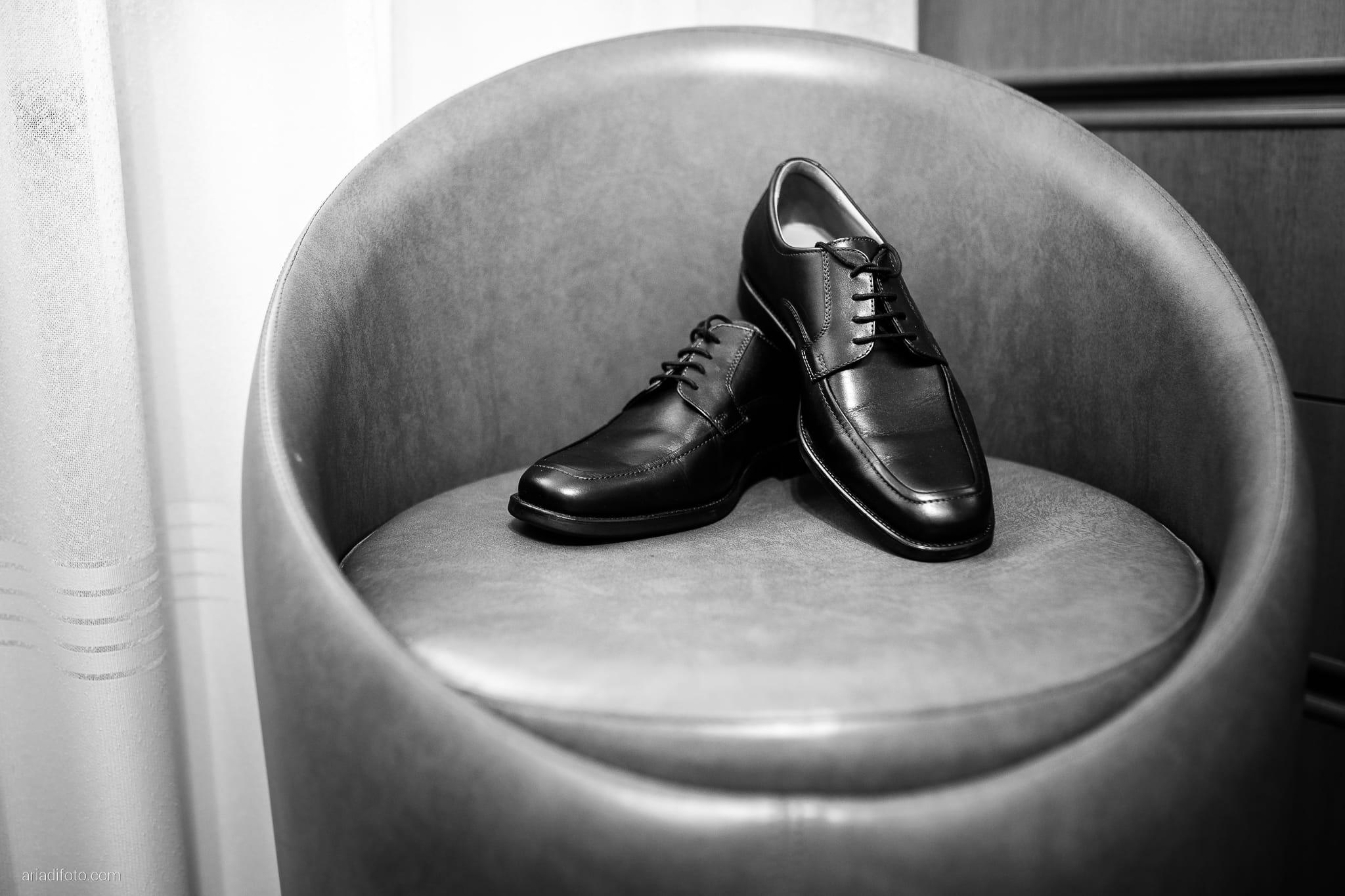 Eleonora Elia Matrimonio Tarcento Udine Baronesse Tacco Gorizia preparativi dettagli scarpe