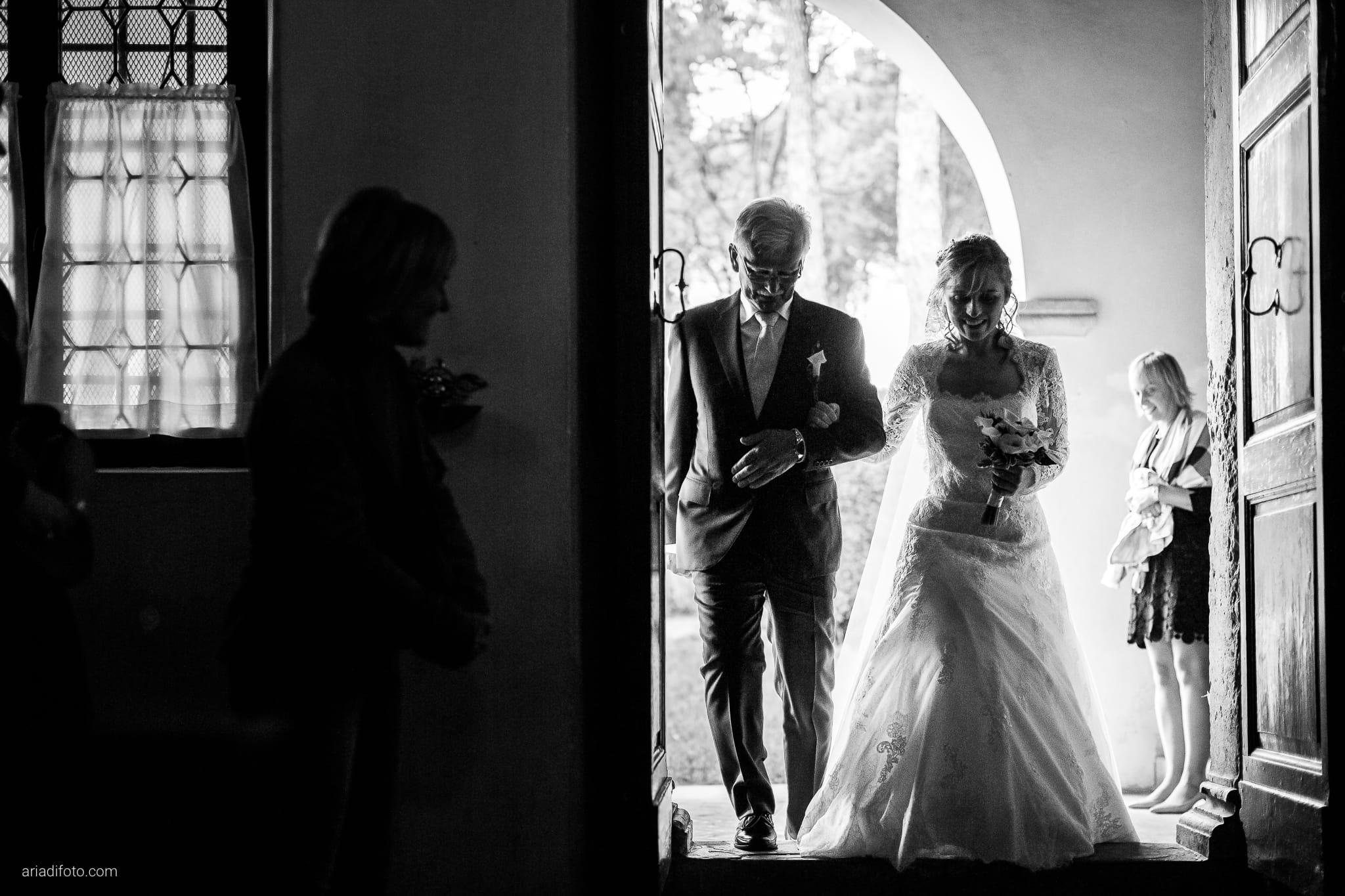 Eleonora Elia Matrimonio Chiesa Santa Eufemia Tarcento Udine Baronesse Tacco Gorizia cerimonia ingresso sposa