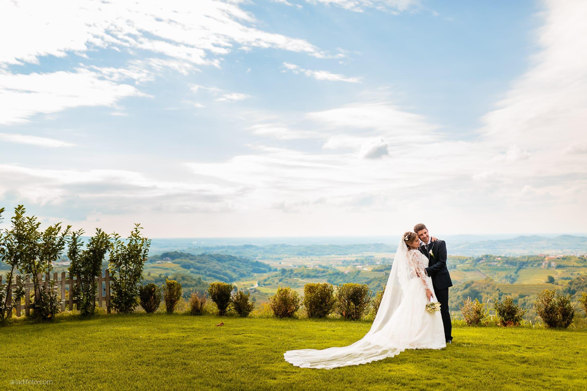 Eleonora Elia Matrimonio Tarcento Udine Baronesse Tacco Gorizia ritratti sposi