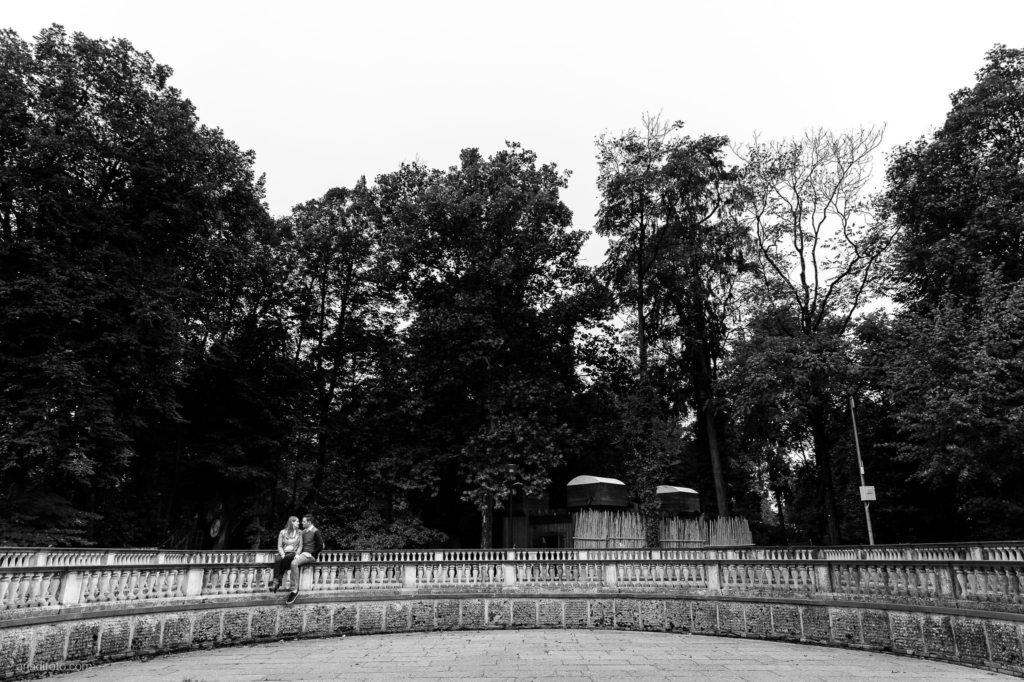 Laura Daniele Prematrimoniale Parco Alberi Parlanti Lungo Sile Treviso