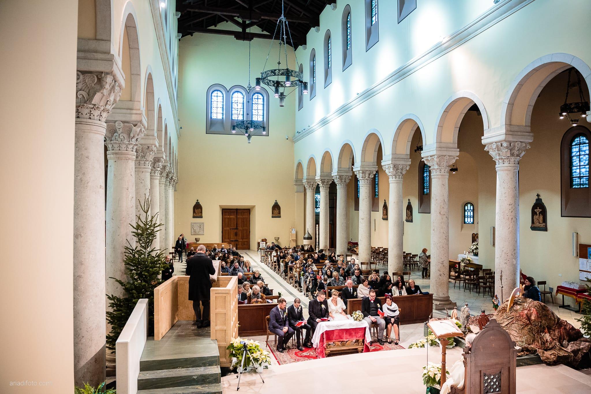 Elena Fabio Matrimonio Monfalcone Duomo di Sant'Ambrogio Castello Gorizia Rusjan Nova Gorica Slovenia cerimonia