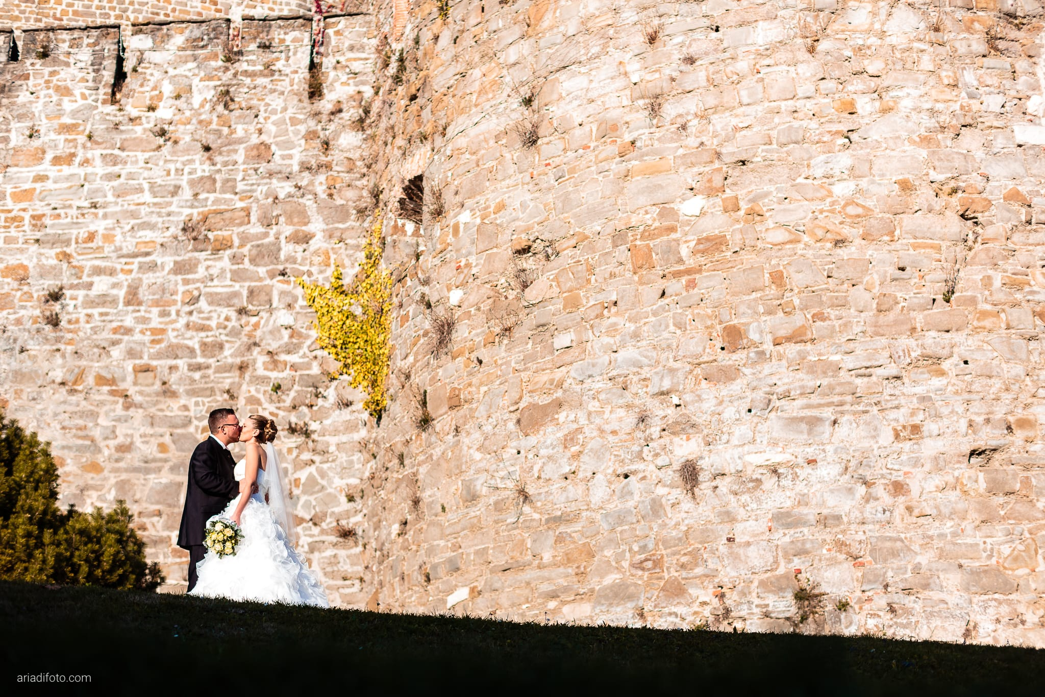 Elena Fabio Matrimonio Monfalcone Castello Gorizia Rusjan Nova Gorica Slovenia ritratti sposi