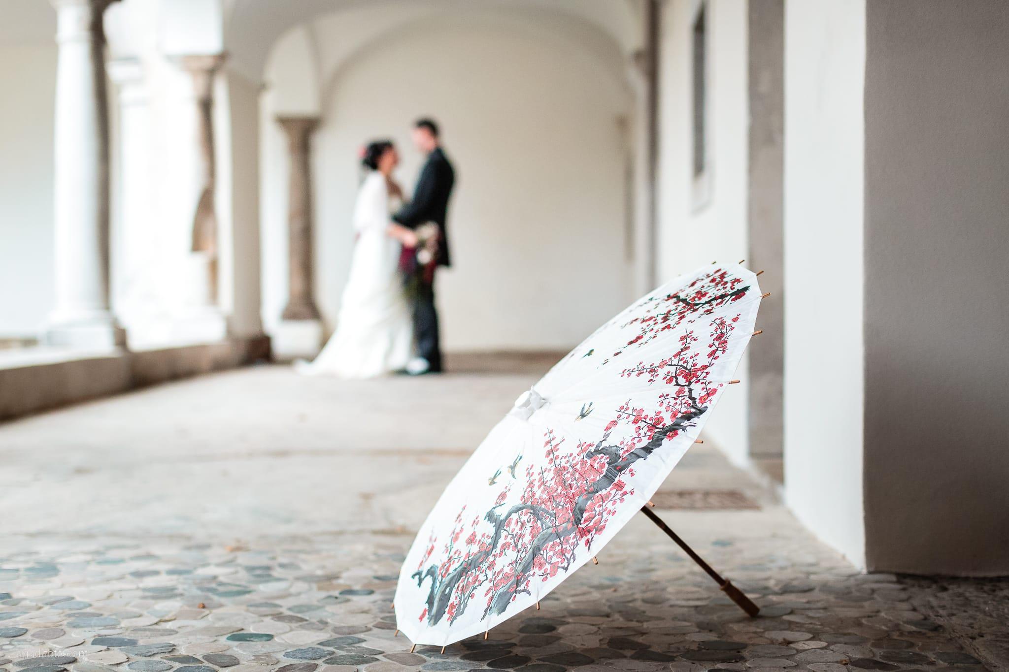 Agnese Alessandro Matrimonio Centro Visite Gradina Doberdo Gorizia Farra ritratti sposi ombrello