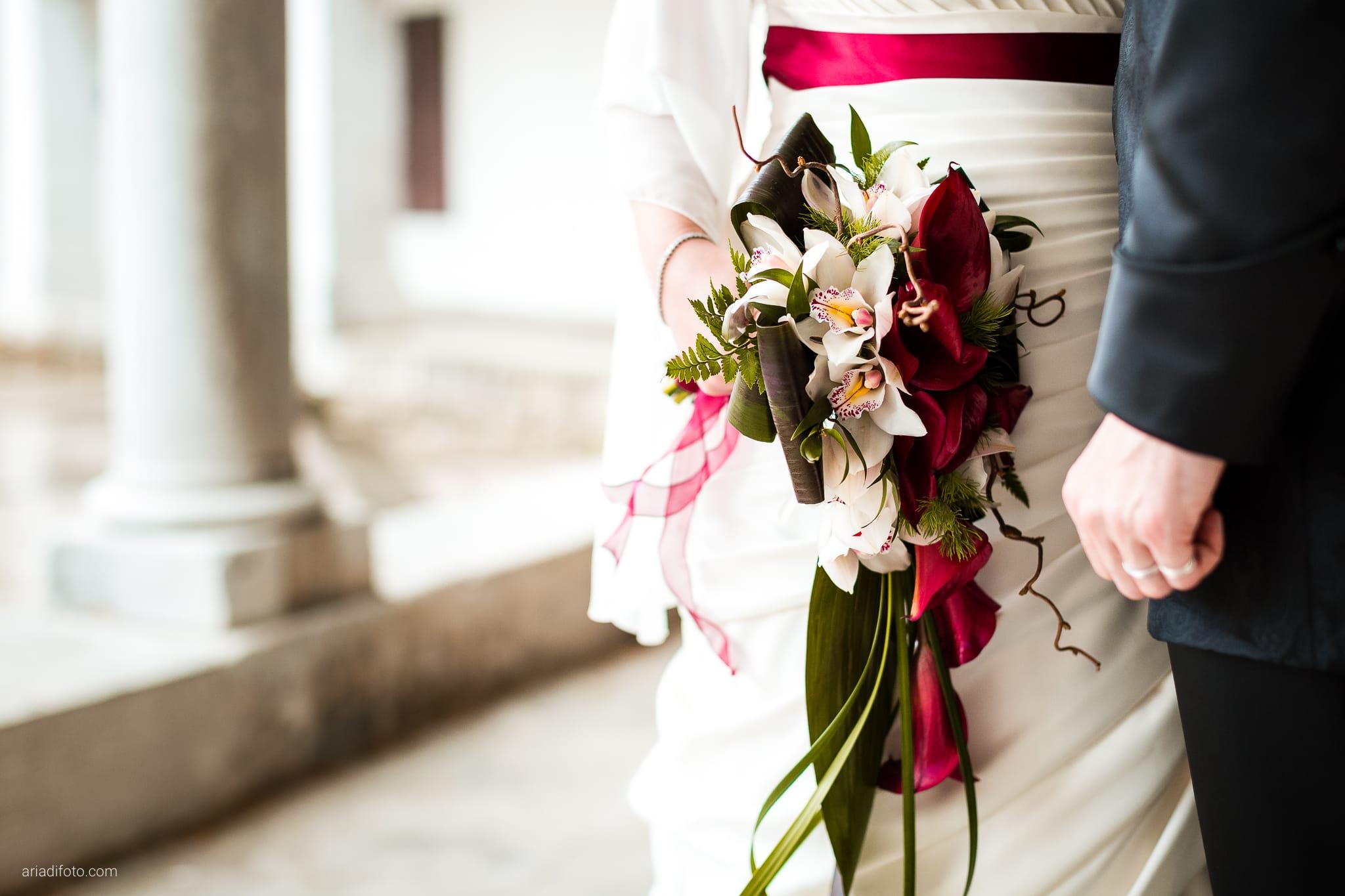 Agnese Alessandro Matrimonio Centro Visite Gradina Doberdo Gorizia Farra ritratti sposi bouquet