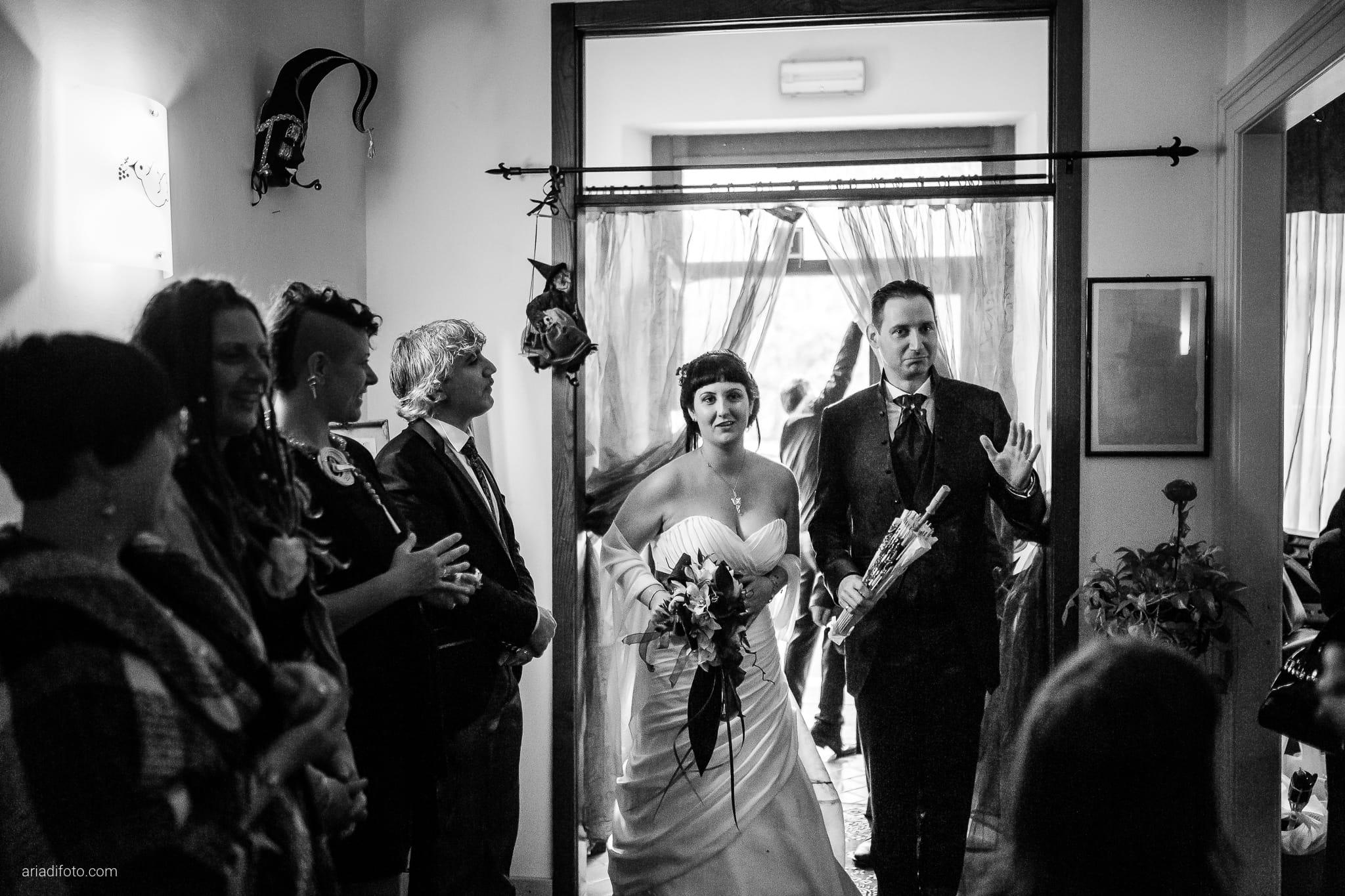 Agnese Alessandro Matrimonio Centro Visite Gradina Doberdo Gorizia La Colombina Farra ricevimento ingresso