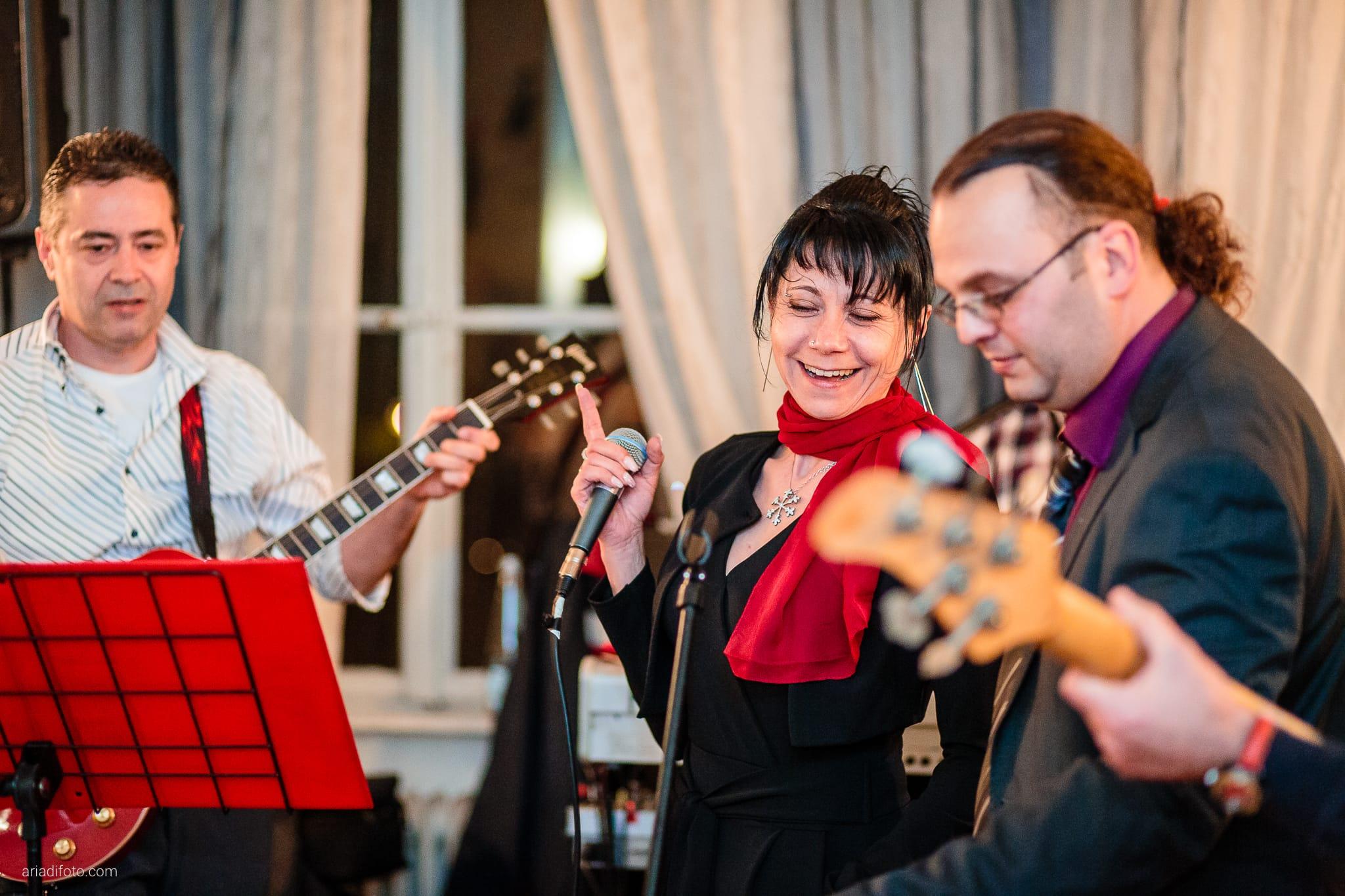 Agnese Alessandro Matrimonio Centro Visite Gradina Doberdo Gorizia Farra La Colombina ricevimento musica dal vivo band