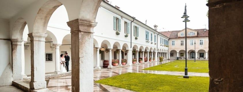 Agnese Alessandro Matrimonio Centro Visite Gradina Doberdo Gorizia Farra