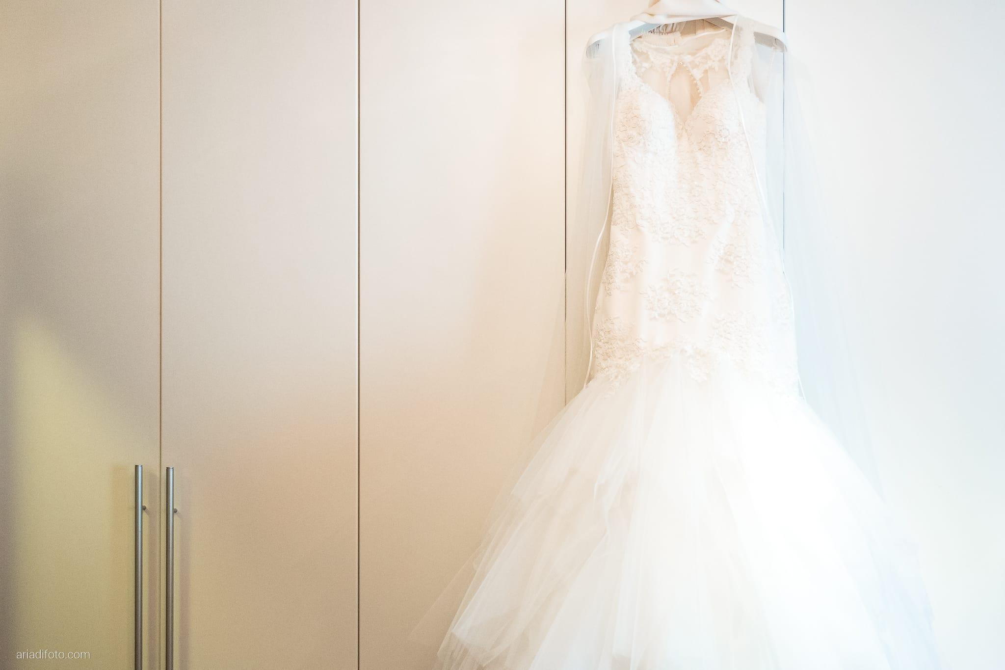 Erica Stefano Matrimonio Duino Castello Spessa Capriva Del Friuli Gorizia preparativi dettagli abito sposa