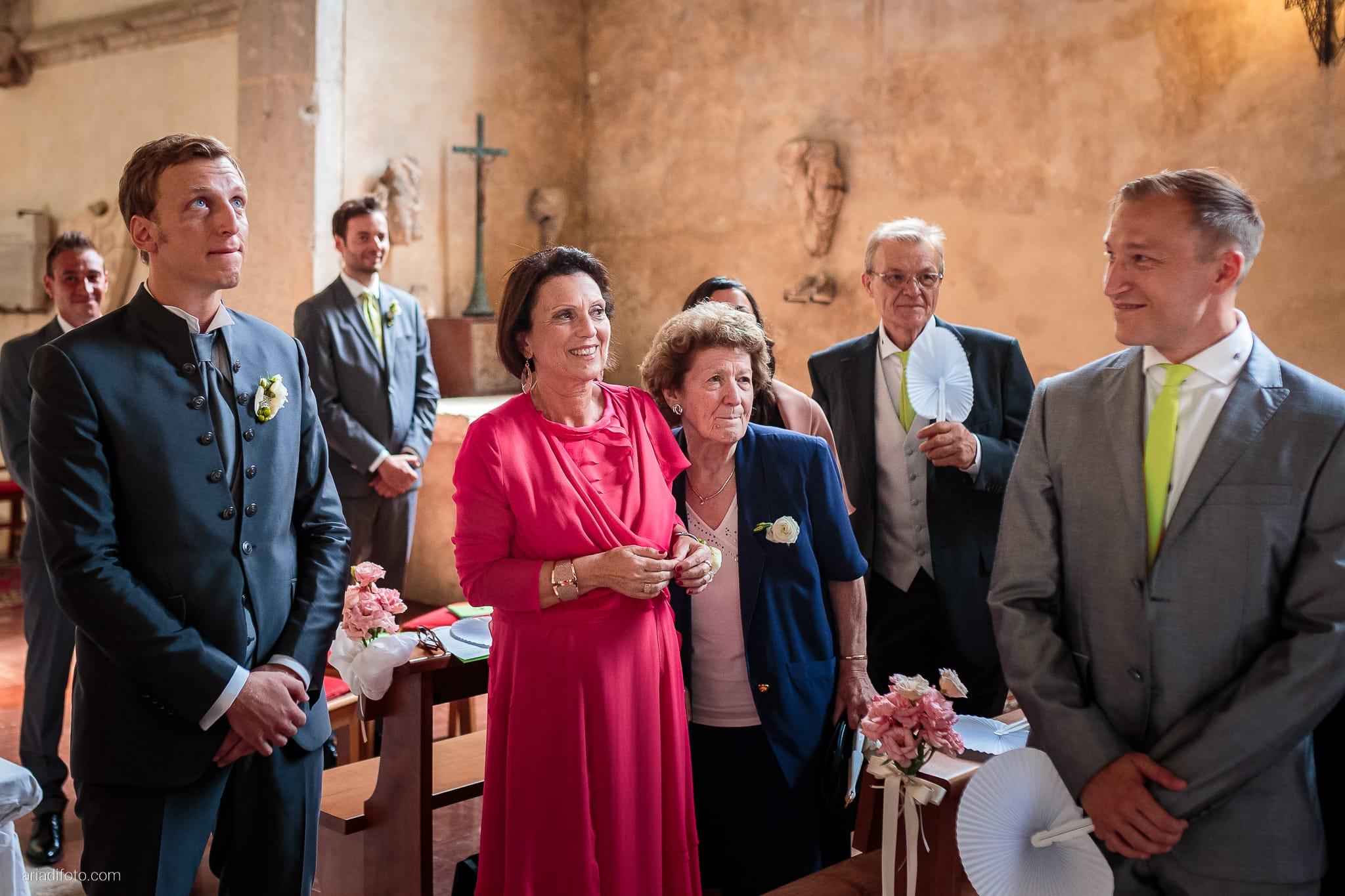 Erica Stefano Matrimonio Duino Chiesa San Giovanni in Tuba Castello Spessa Capriva Del Friuli Gorizia cerimonia ingresso sposa