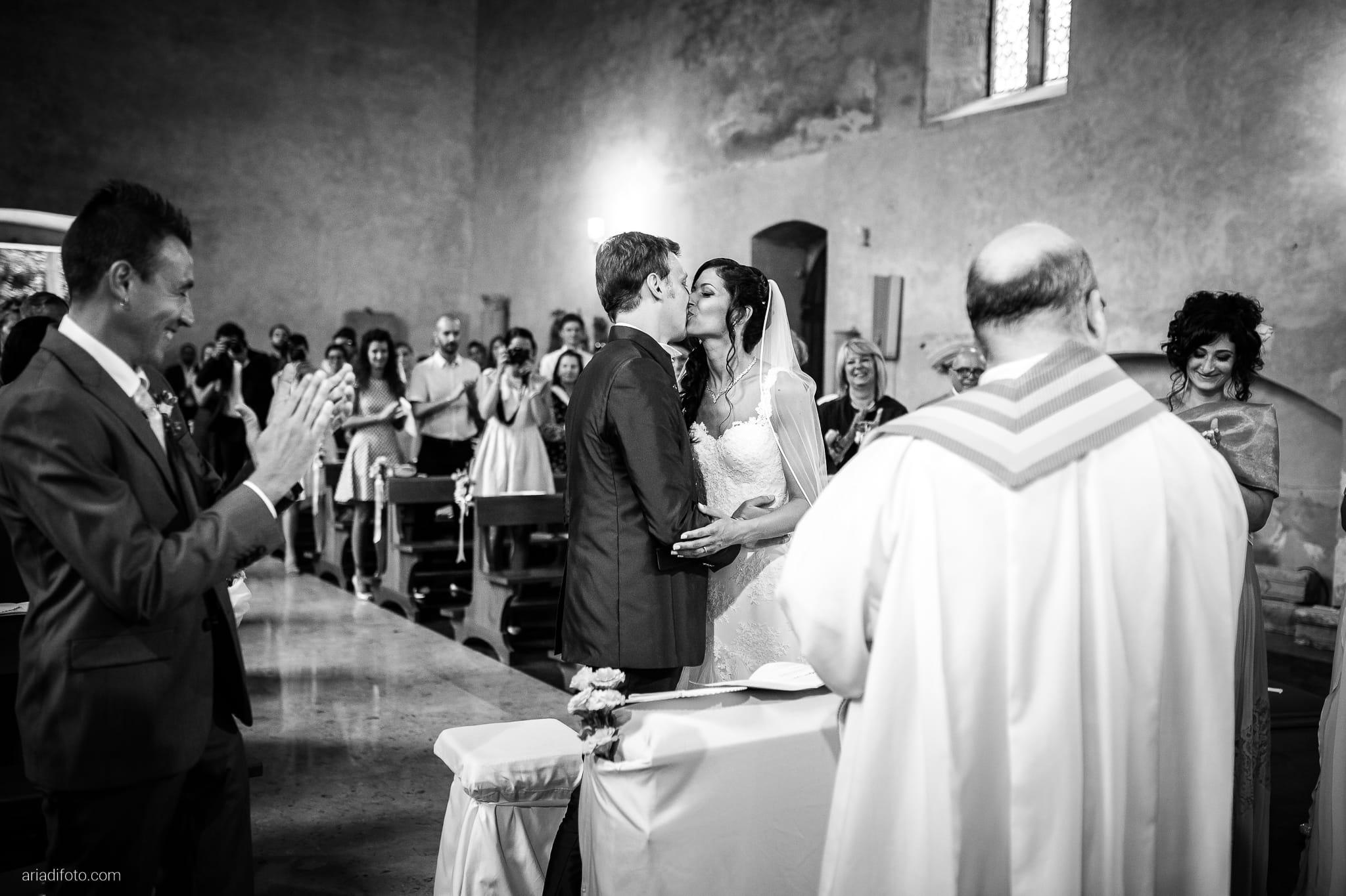 Erica Stefano Matrimonio Duino Chiesa San Giovanni in Tuba Castello Spessa Capriva Del Friuli Gorizia cerimonia scambio degli anelli