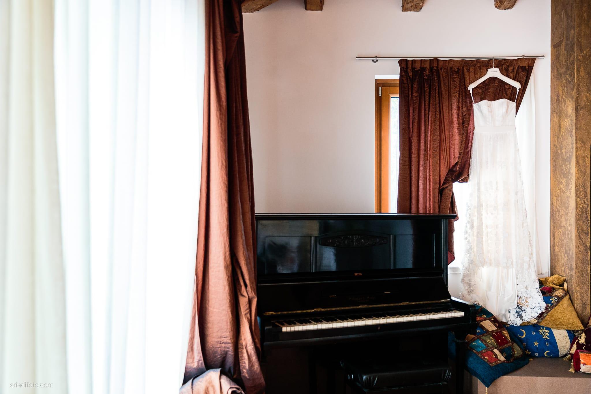 Francesca Andrea Matrimonio Muggia Porto San Rocco Marina San Giusto Trieste preparativi dettagli abito pianoforte