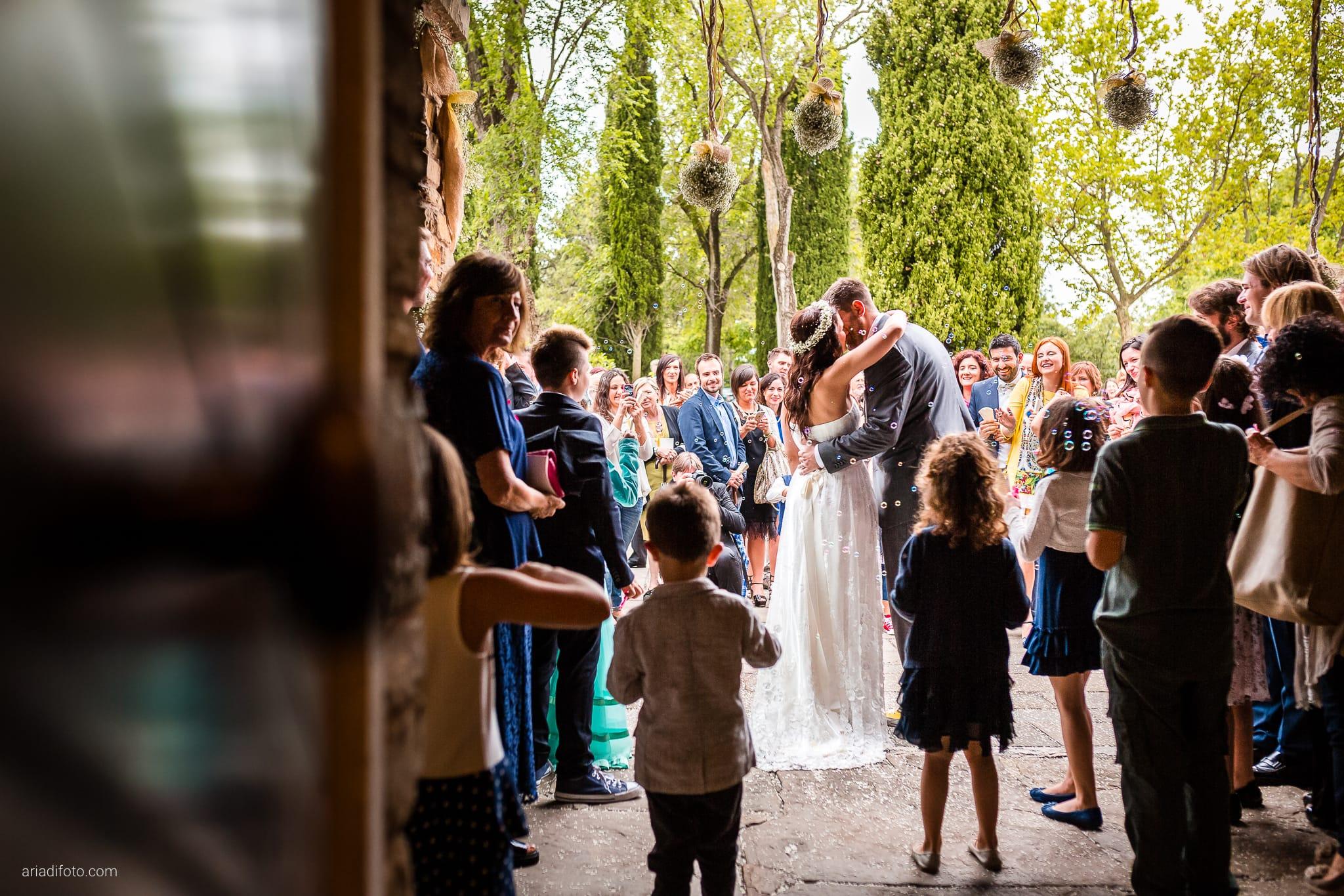 Francesca Andrea Matrimonio Muggia Chiesa Santa Maria Assunta Porto San Rocco Marina San Giusto Trieste lancio del riso