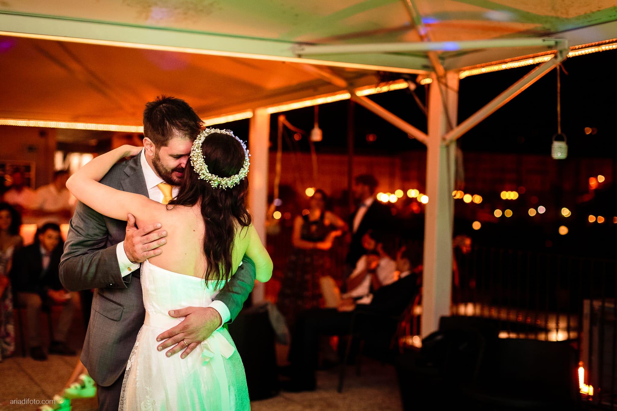 Francesca Andrea Matrimonio Muggia Porto San Rocco Marina San Giusto Trieste ricevimento primo ballo
