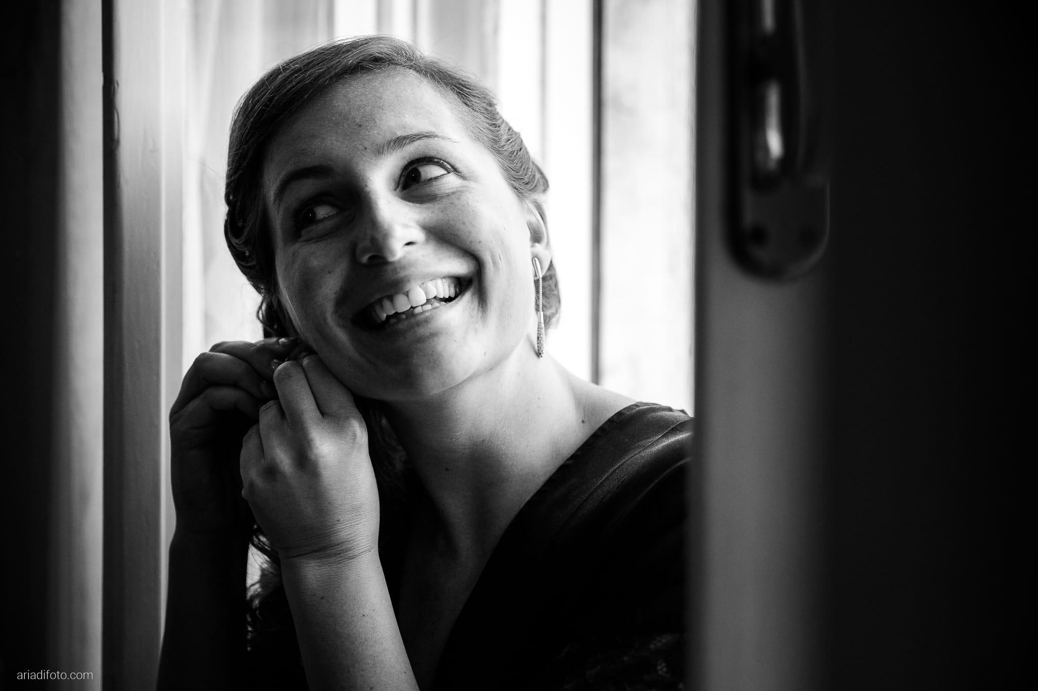 Martina Daniele Matrimonio Duino Baronesse Tacco Collio Gorizia preparativi orecchini