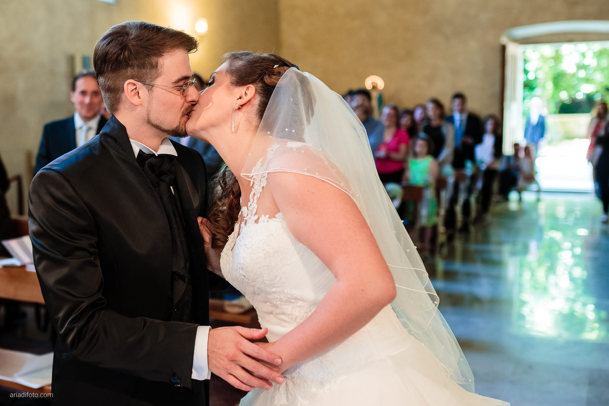 Martina Daniele Matrimonio Duino San Giovanni in Tuba Baronesse Tacco Collio Gorizia cerimonia scambio degli anelli