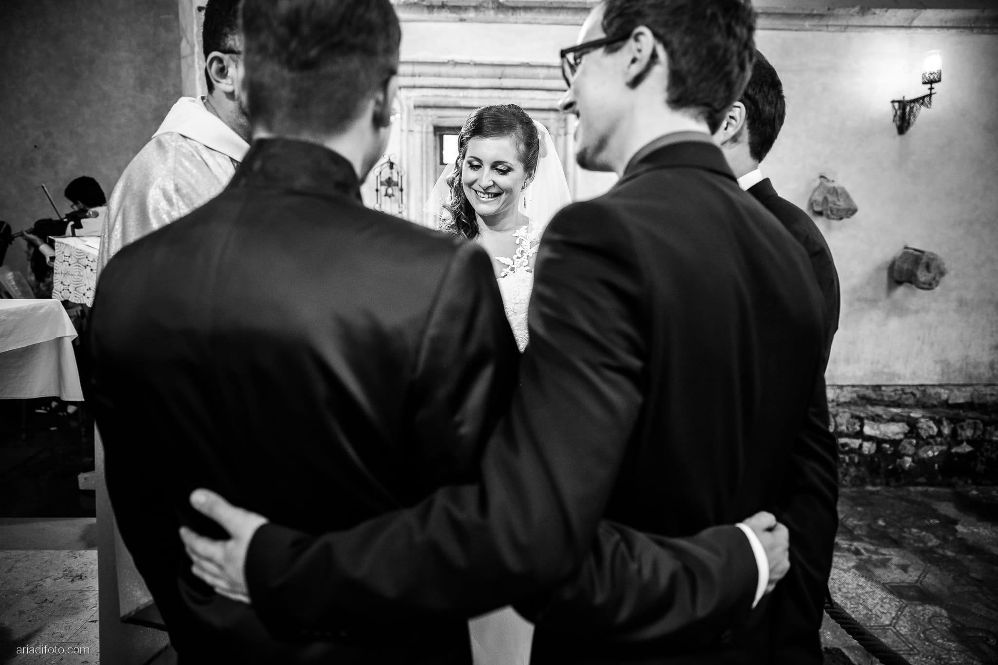 Martina Daniele Matrimonio Duino San Giovanni in Tuba Baronesse Tacco Collio Gorizia cerimonia