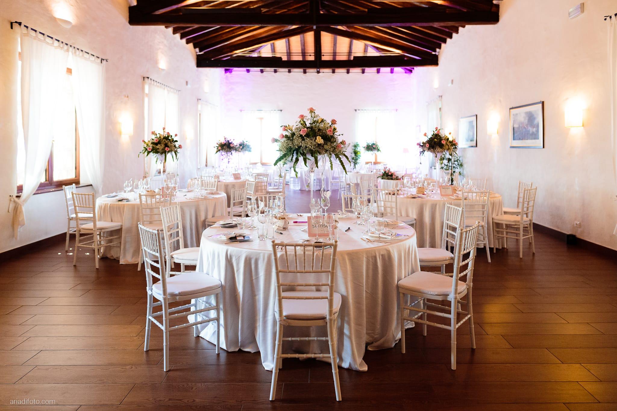 Martina Daniele Matrimonio Duino Baronesse Tacco Collio Gorizia ricevimento dettagli sala decorazioni allestimenti
