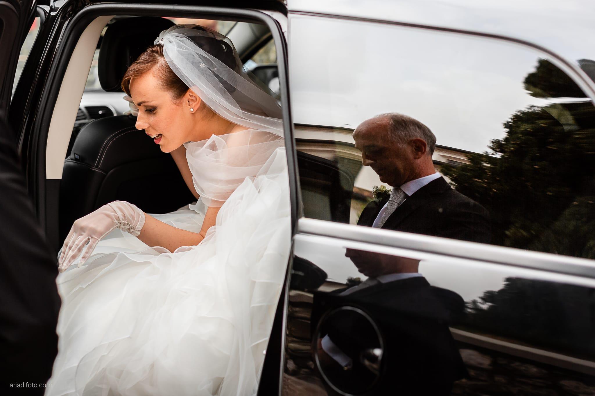 Sarah Matteo Matrimonio Moruzzo Chiesa Santa Maria Gruagno Agriturismo Il Vagabondo Buttrio Udine cerimonia ingresso sposa