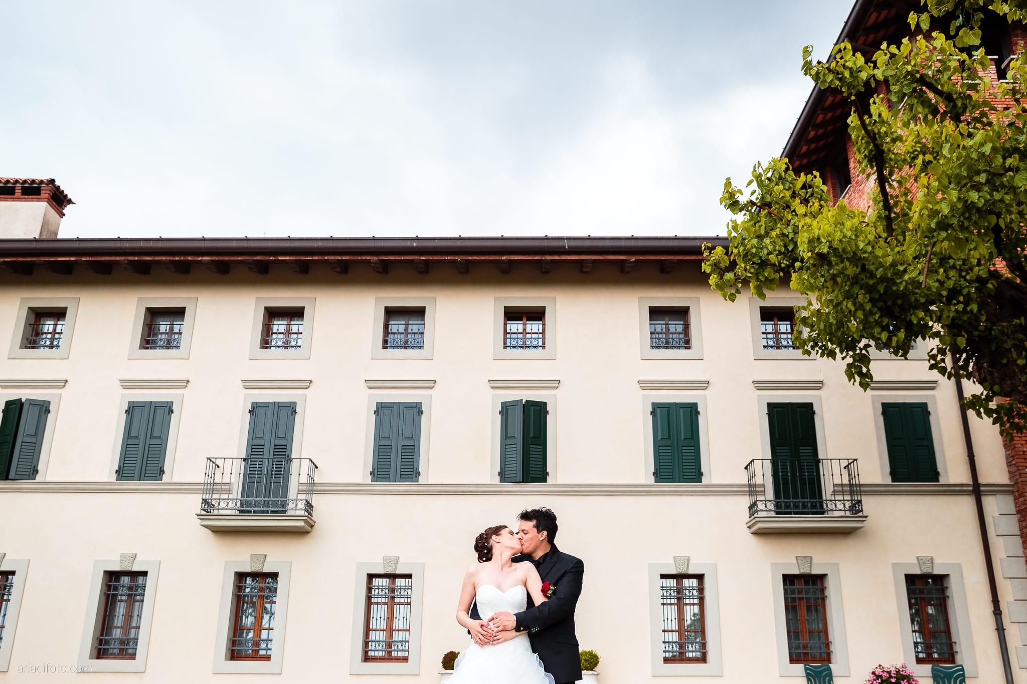 Sarah Matteo Matrimonio Moruzzo Agriturismo Il Vagabondo Buttrio Udine ritratti sposi