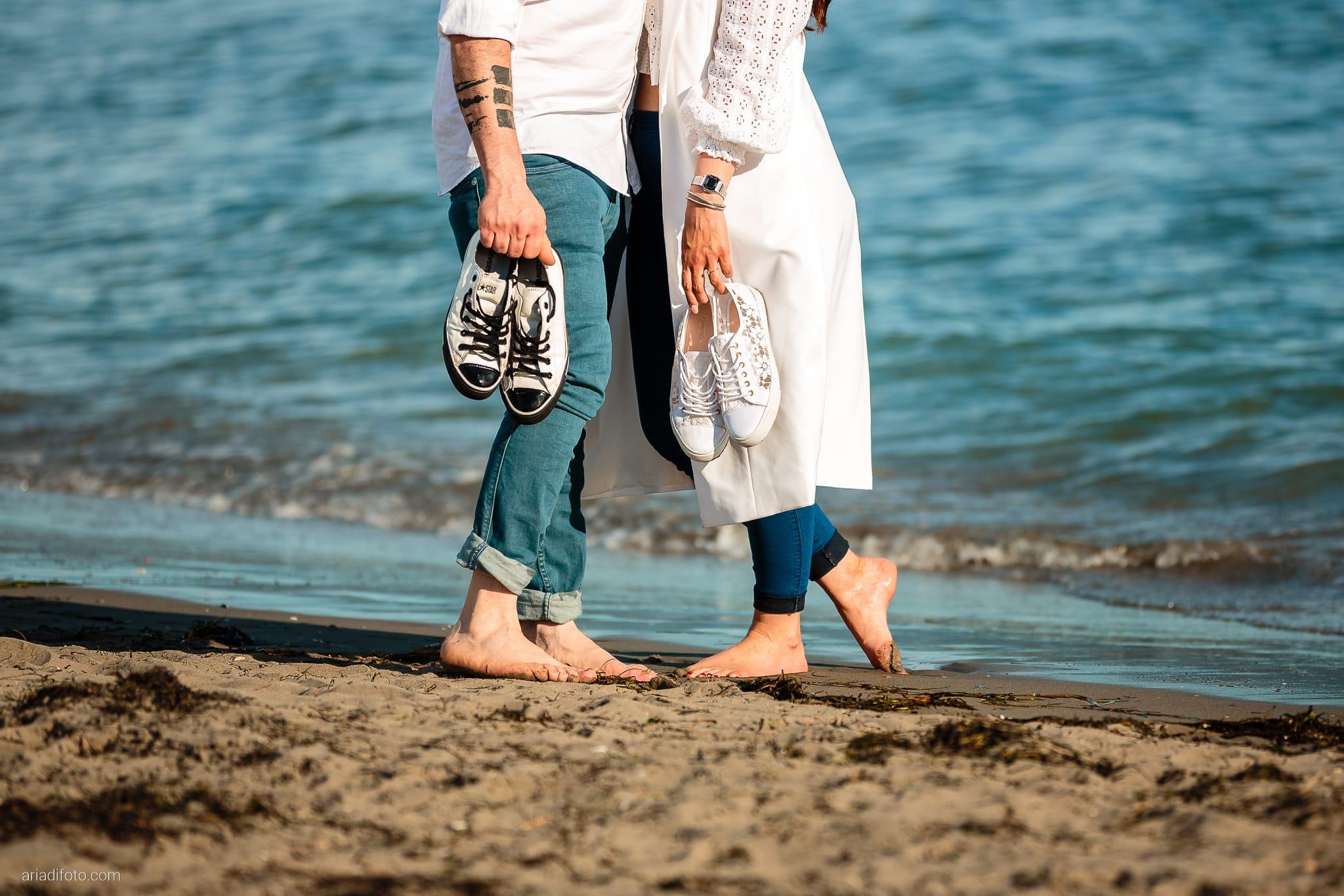 Sofia Mario Prematrimoniale Grado spiaggia diga Città Vecchia Gorizia