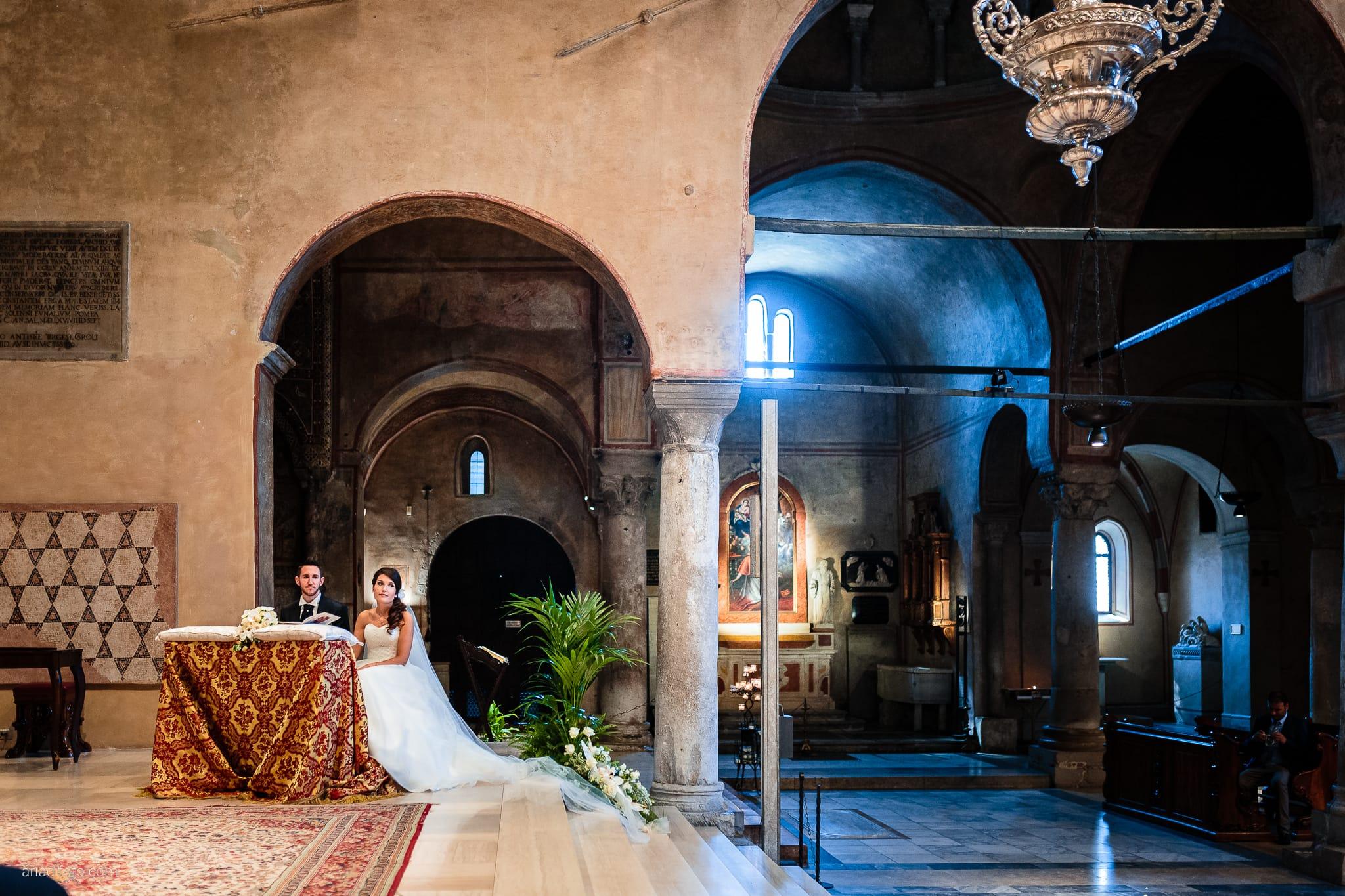 Mariarita Matteo Matrimonio Trieste Cattedrale San Giusto Villa Attems Cernozza Postcastro Lucinico Gorizia cerimonia