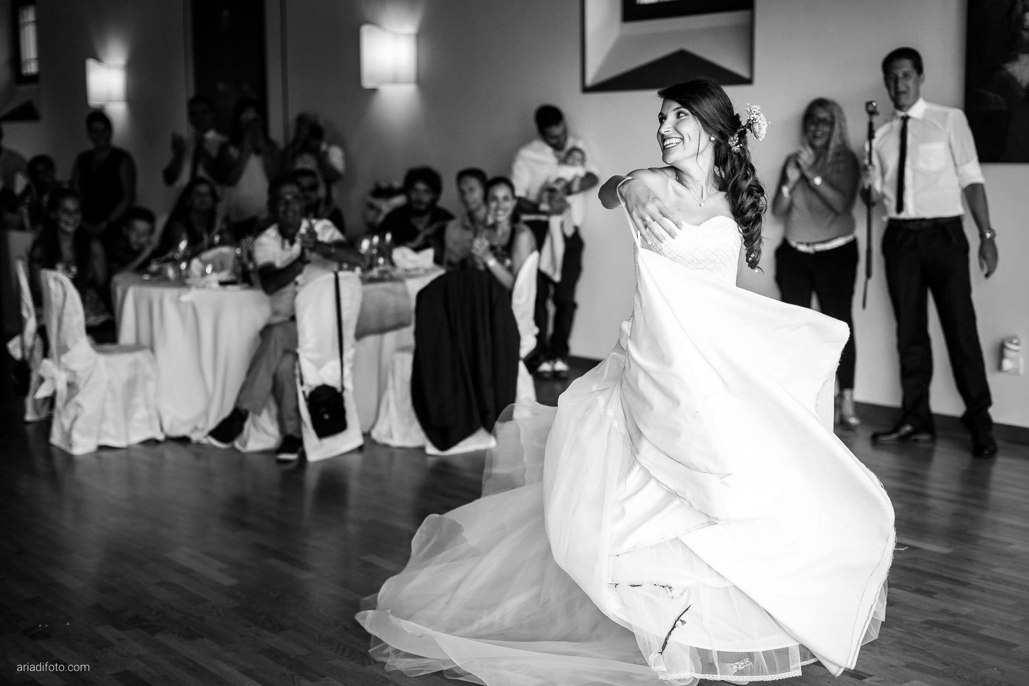 Mariarita Matteo Matrimonio Trieste Villa Attems Cernozza Postcastro Lucinico Gorizia ricevimento festa primo ballo