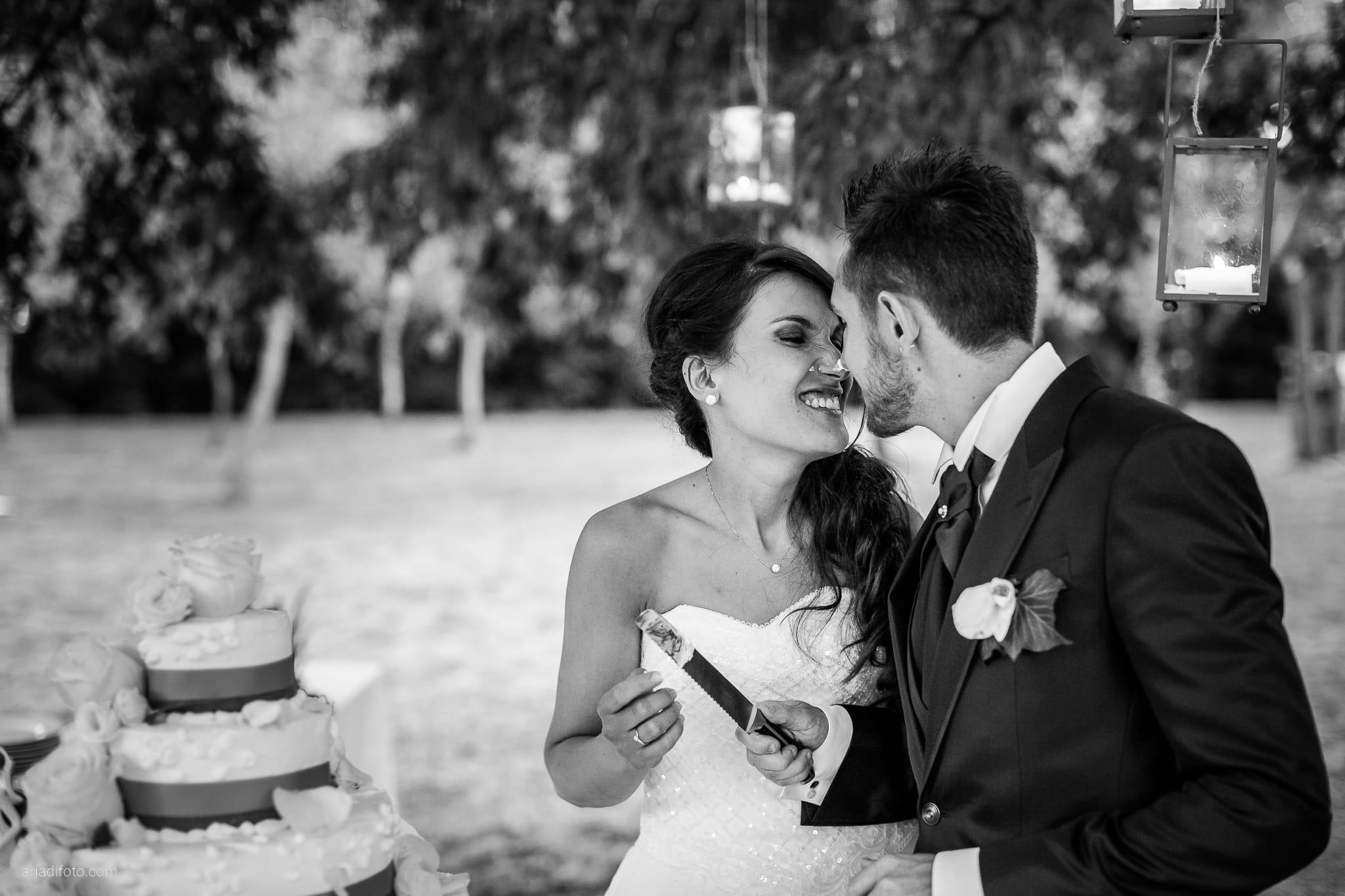 Mariarita Matteo Matrimonio Trieste Villa Attems Cernozza Postcastro Lucinico Gorizia ricevimento torta