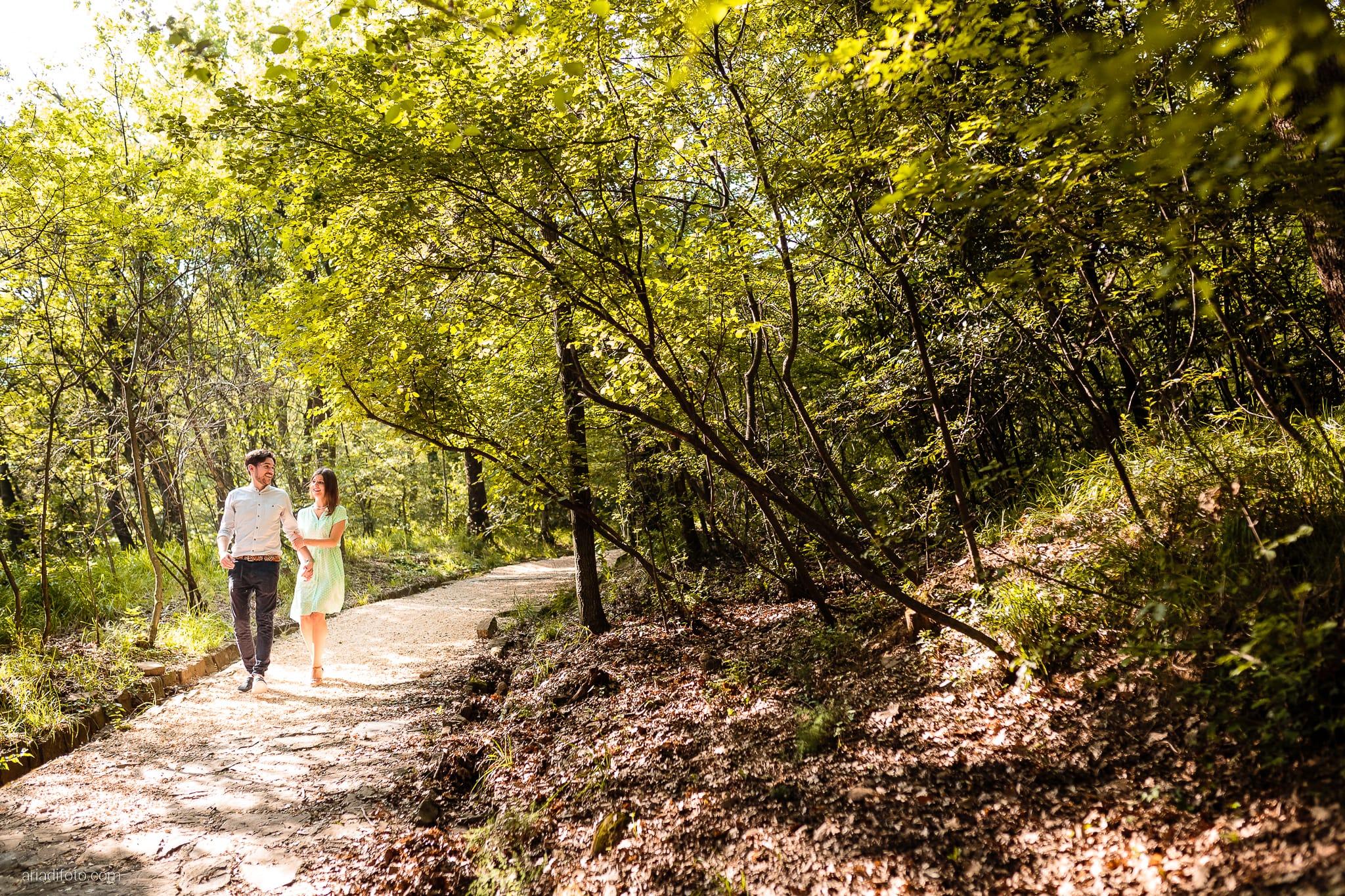 Sara Nicolas Prematrimoniale Parco Villa Giulia Trieste