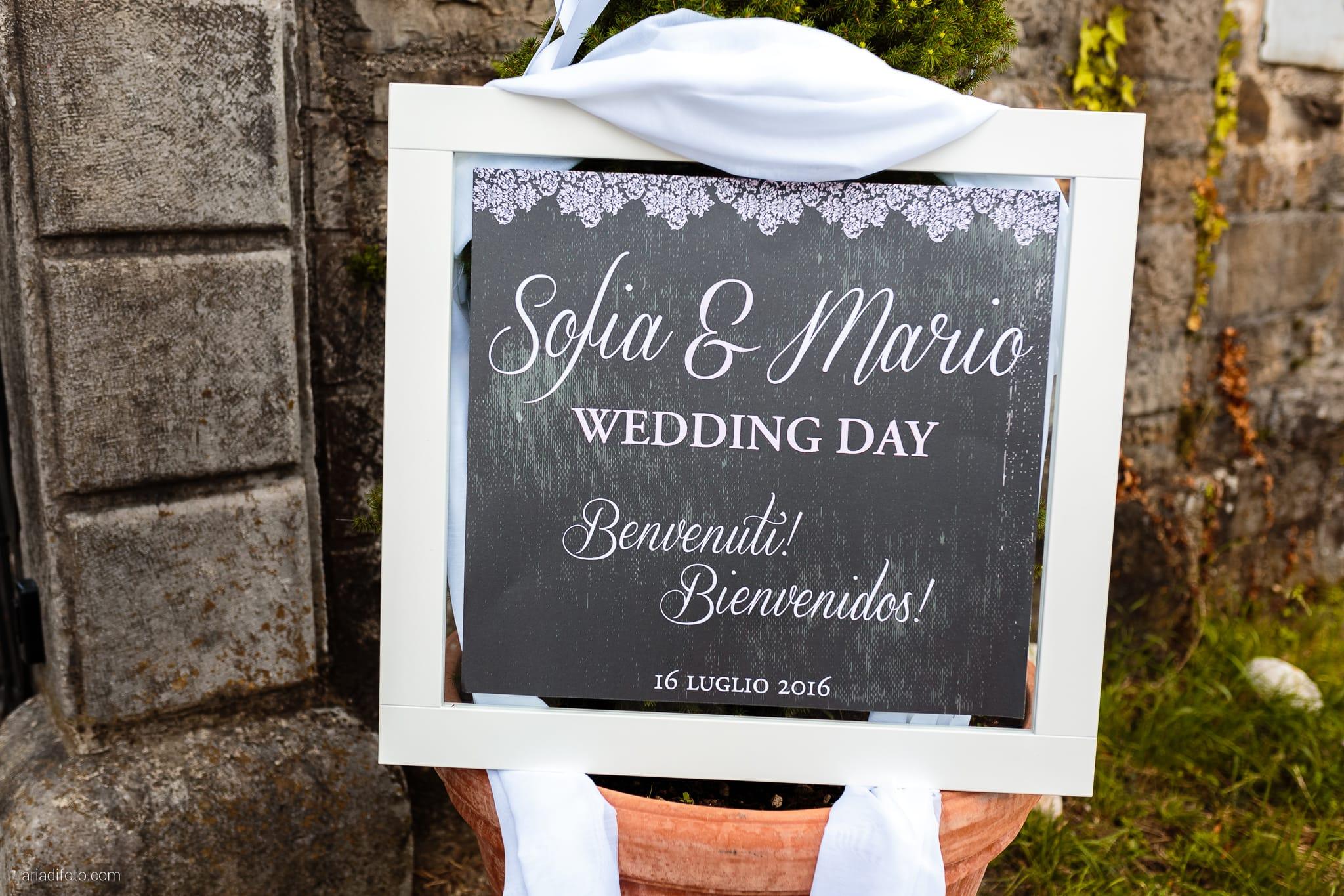Sofia Mario Matrimonio Baronesse Tacco Collio Gorizia dettagli