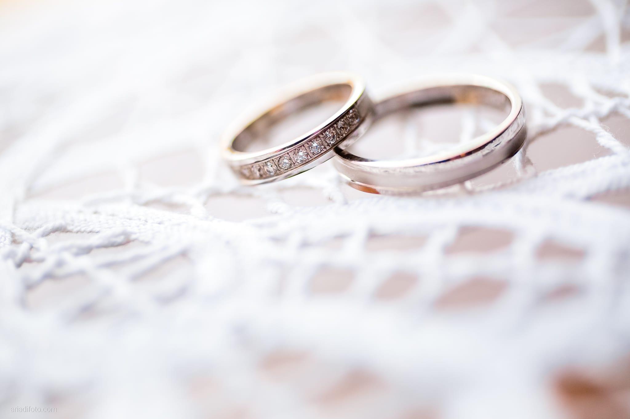 Sofia Mario Matrimonio Baronesse Tacco Collio Gorizia preparativi dettagli anelli