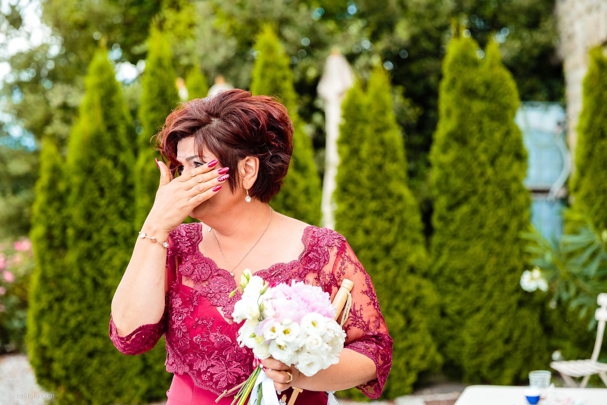 Sofia Mario Matrimonio Baronesse Tacco Collio Gorizia preparativi mamma