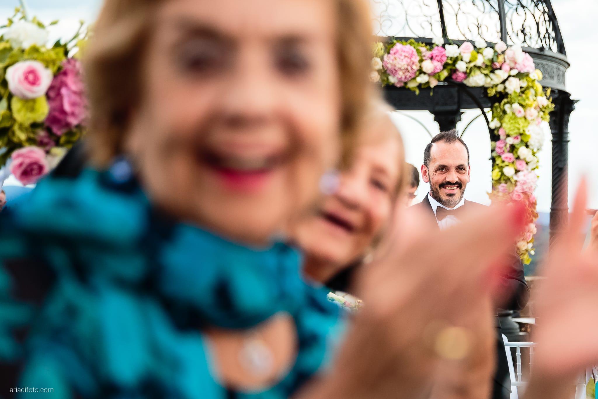 Sofia Mario Matrimonio Baronesse Tacco Collio Gorizia cerimonia ingresso sposa