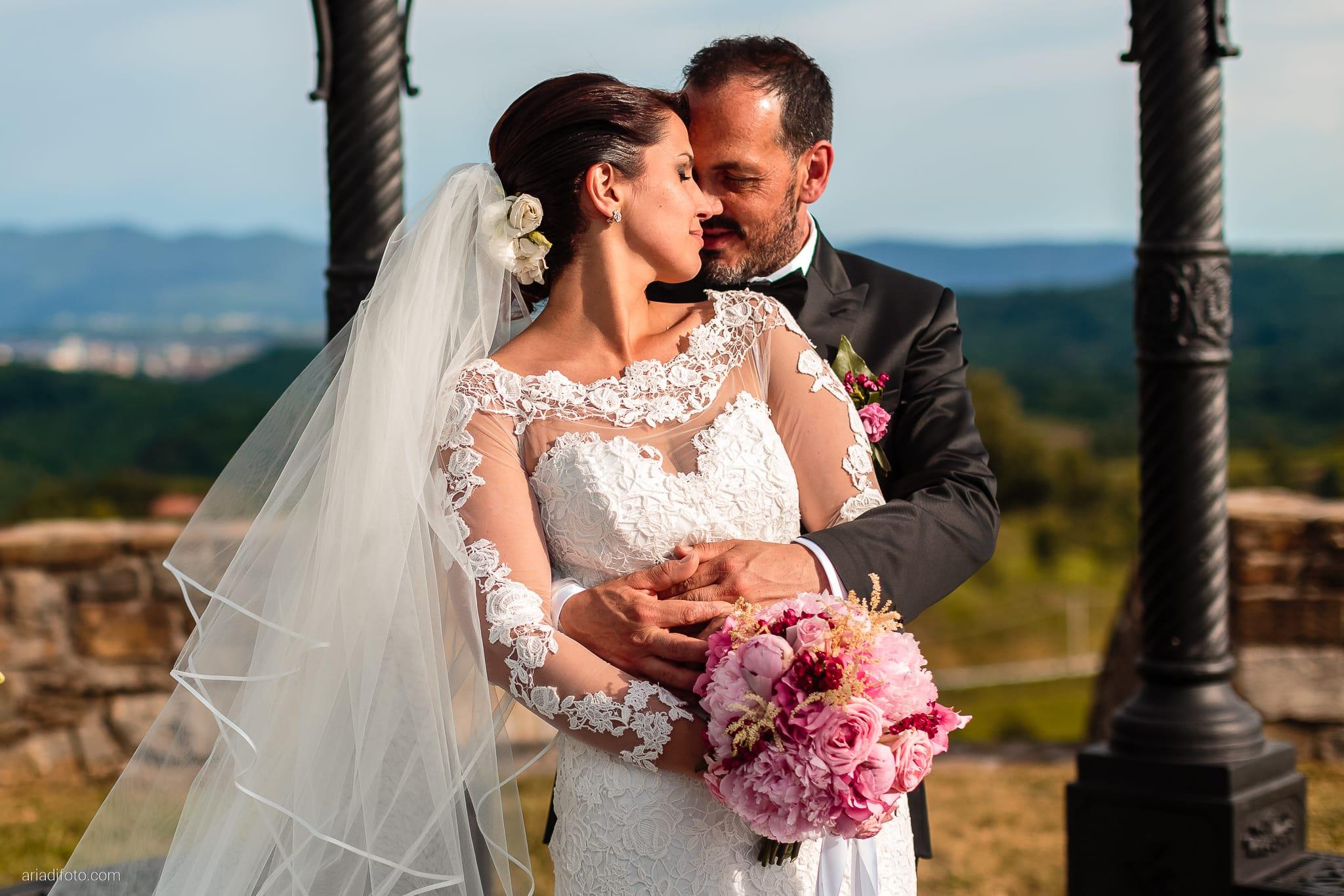 Sofia Mario Matrimonio Baronesse Tacco Collio Gorizia ritratti sposi