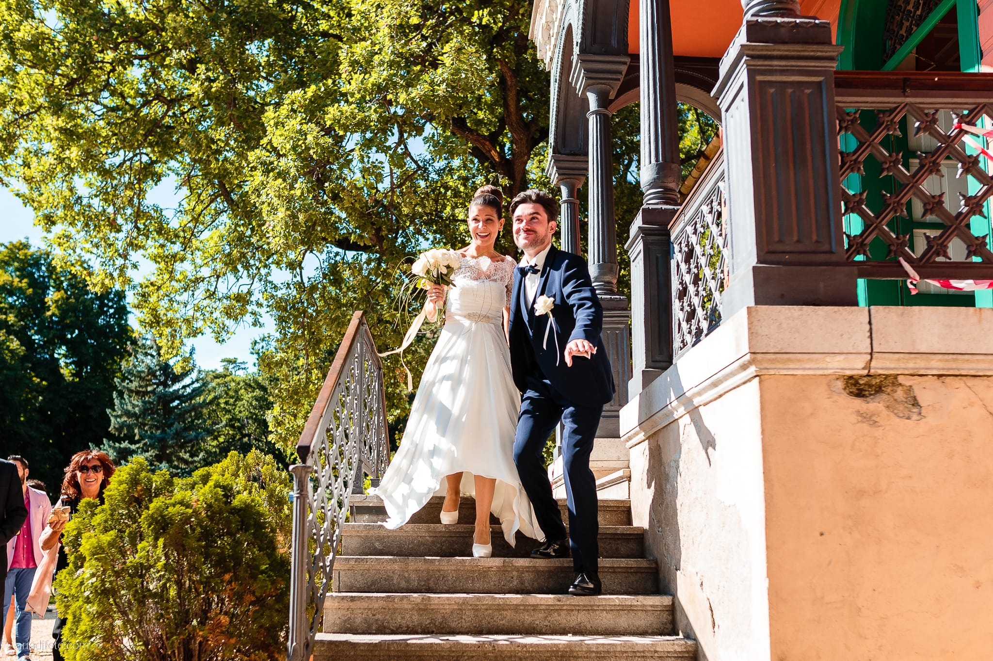 Sara & Nicolas – Matrimonio a Trieste | www.ariadifoto.com