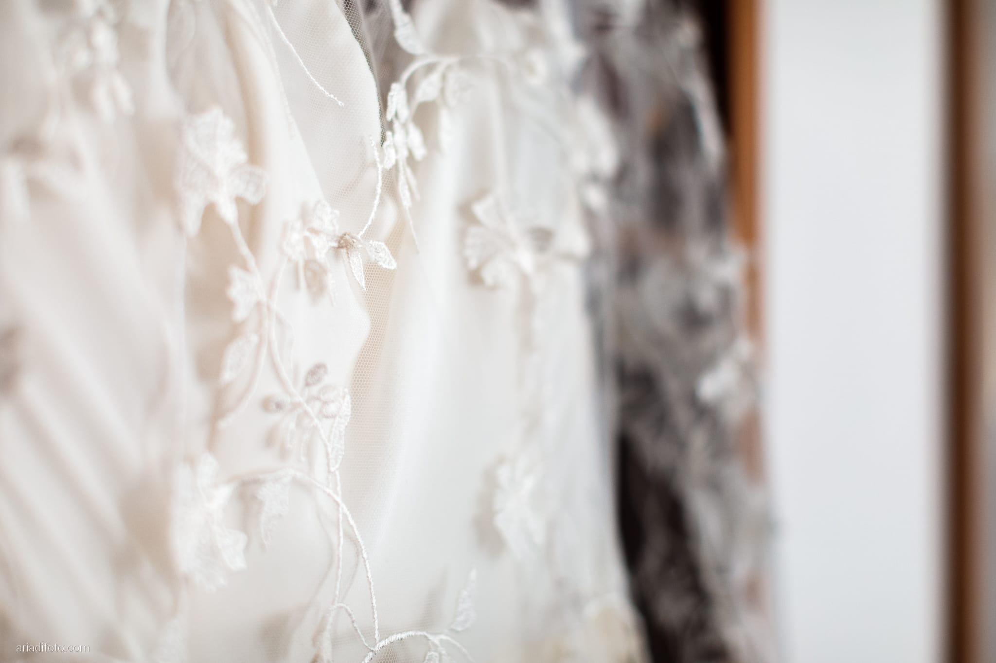 Barbara Simone Matrimonio Abbazia Rosazzo Villa Romano Manzano Udine preparativi dettagli abito