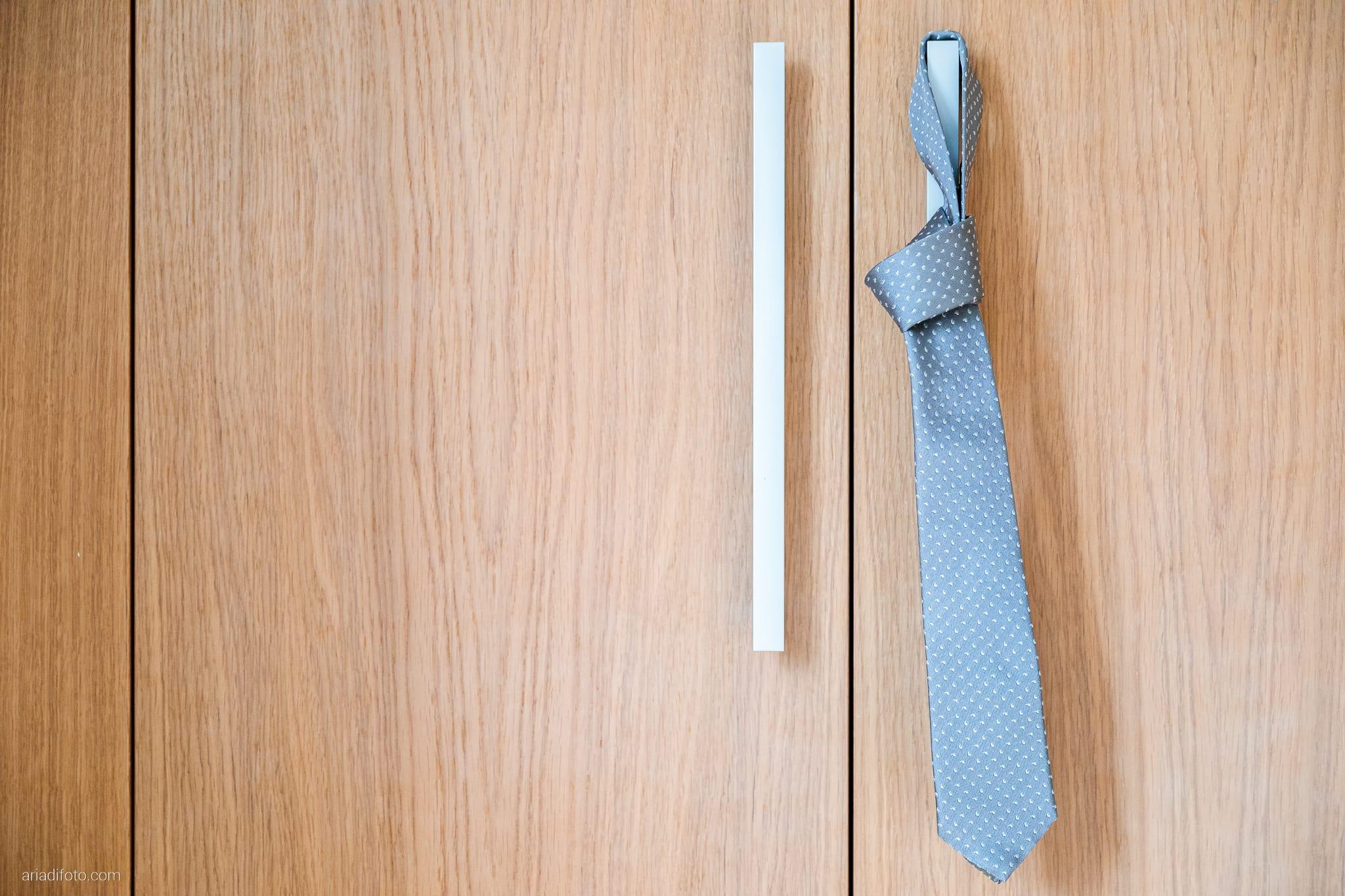 Barbara Simone Matrimonio Abbazia Rosazzo Villa Romano Manzano Udine preparativi dettagli cravatta
