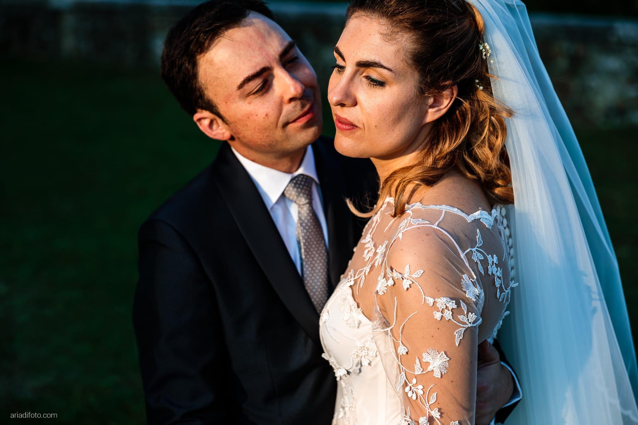 Barbara Simone Matrimonio Abbazia Rosazzo Villa Romano Manzano Udine ritratti sposi