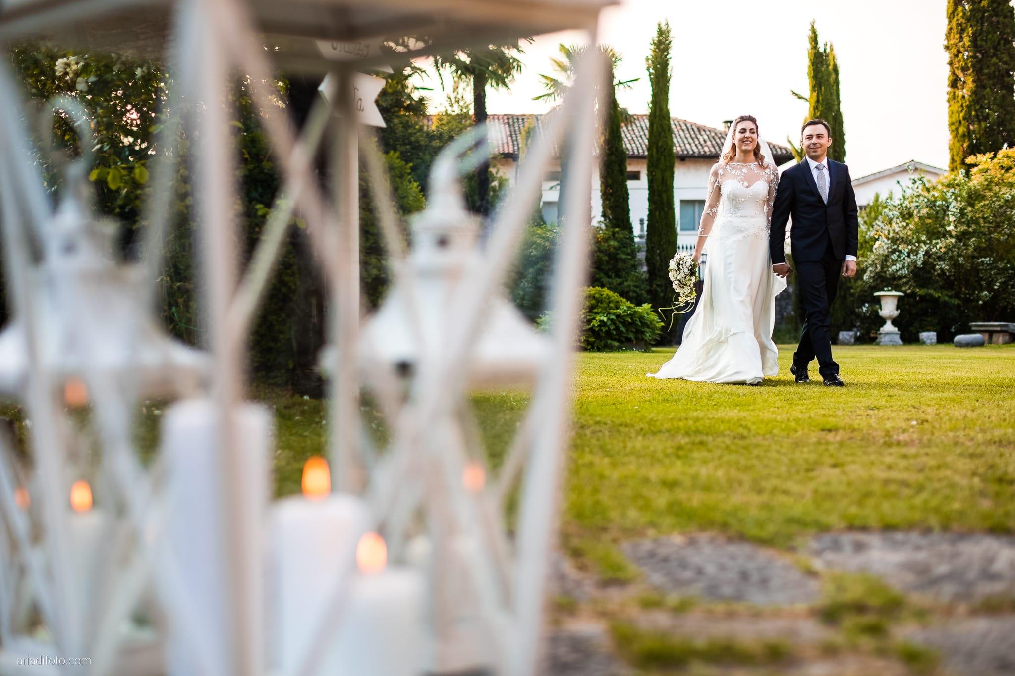 Barbara Simone Matrimonio Abbazia Rosazzo Villa Romano Manzano Udine ricevimento
