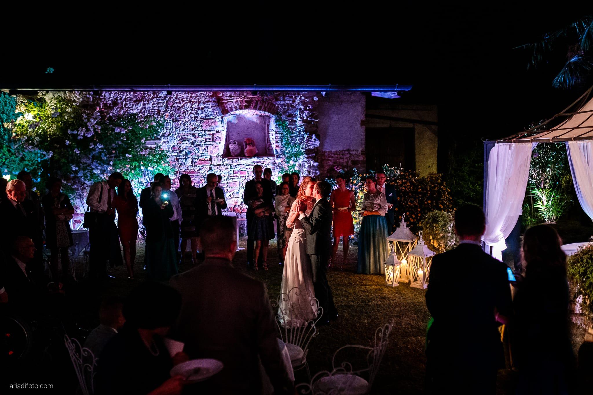 Barbara Simone Matrimonio Abbazia Rosazzo Villa Romano Manzano Udine ricevimento primo ballo