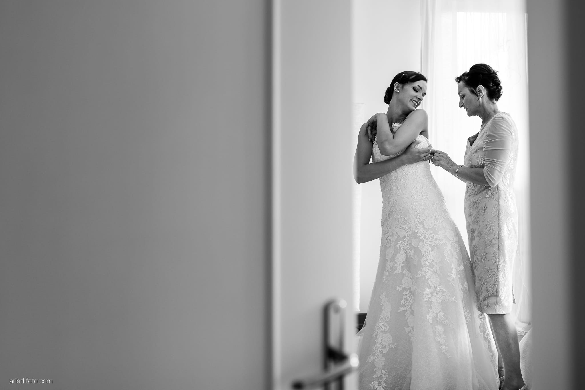 Valentina Marco Matrimonio Duomo Gorizia Castelvecchio Sagrado preparativi sposa